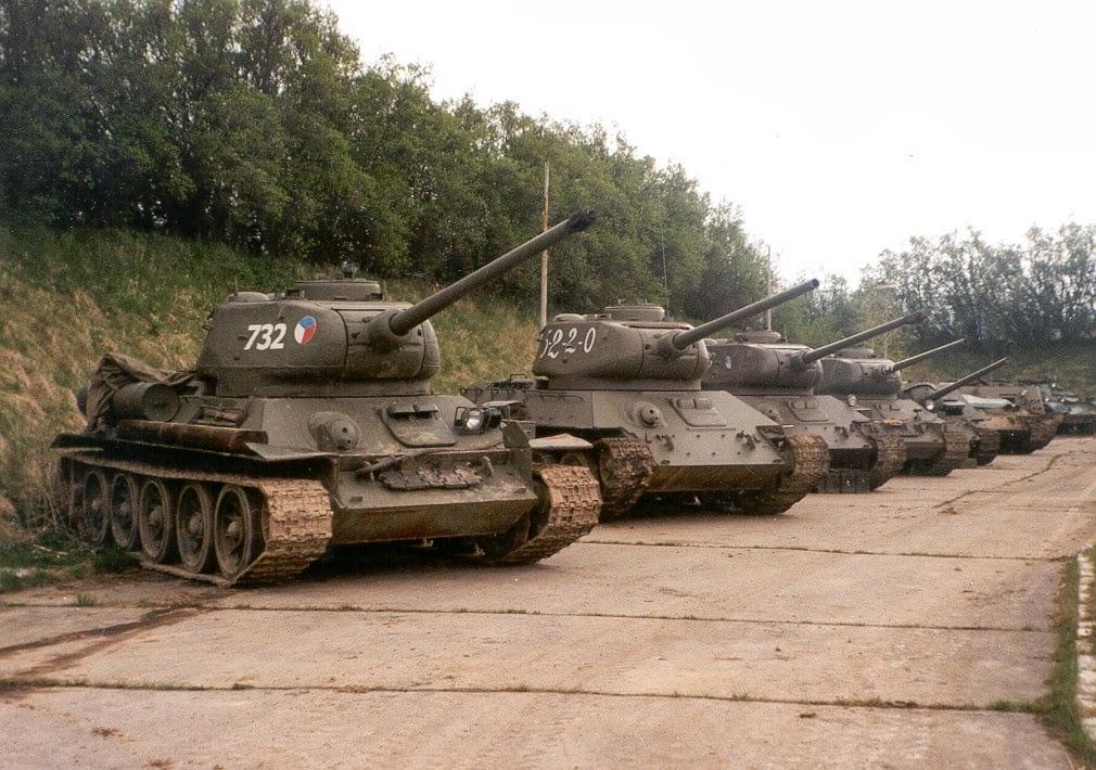 T-34-3 találat