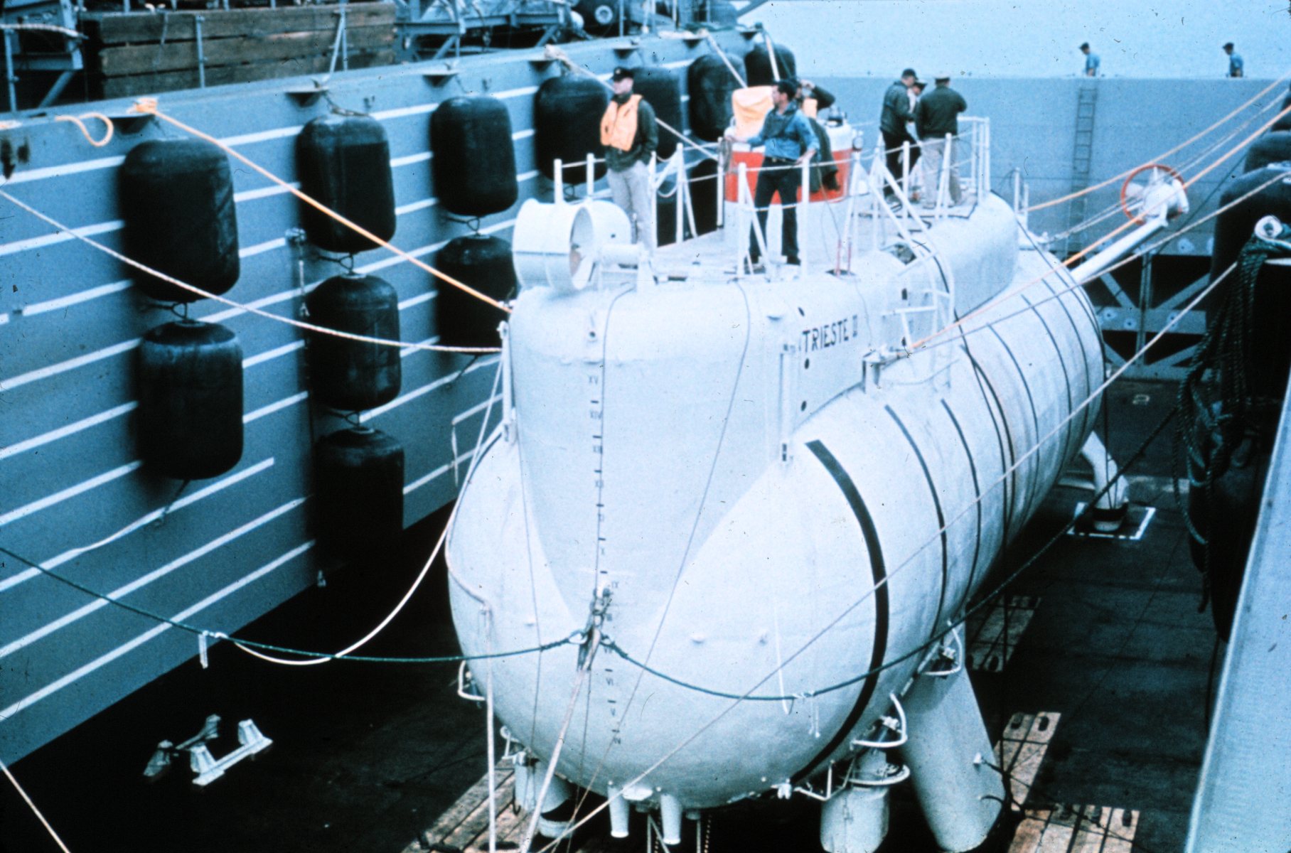 barellieri trieste submarine - photo#19