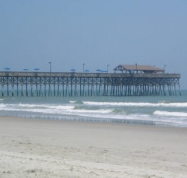 The Pier at Garden City Beach, SC