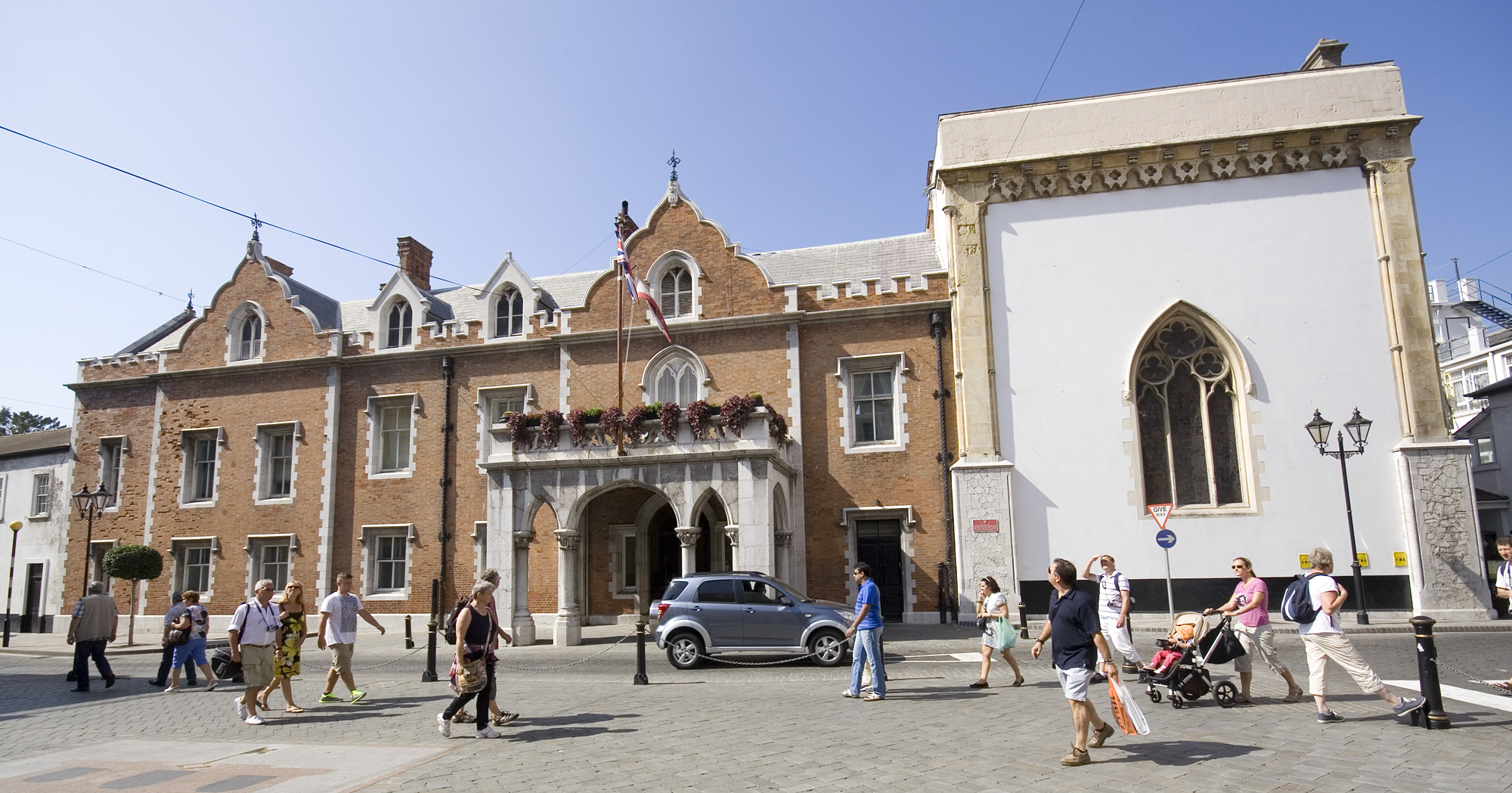 Resultado de imagen de king's chapel gibraltar