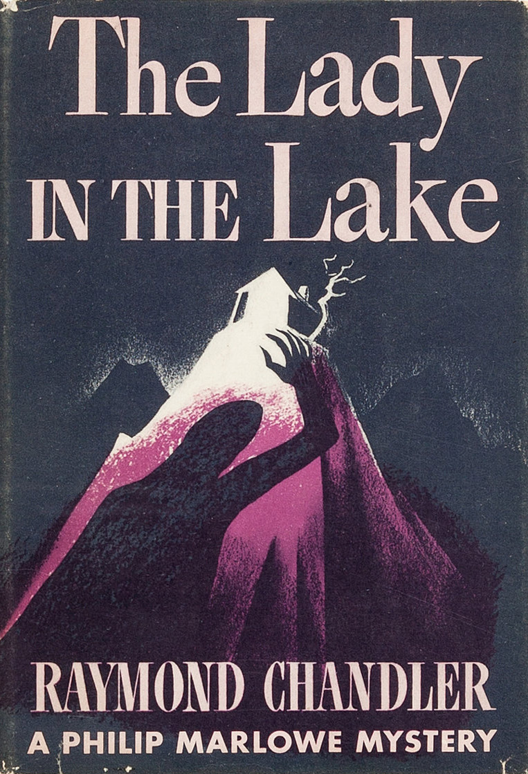Image result for the lady and the lake raymond chandler