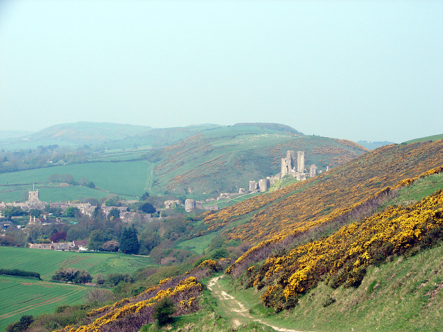 The Purbeck Way - geograph.org.uk - 284028