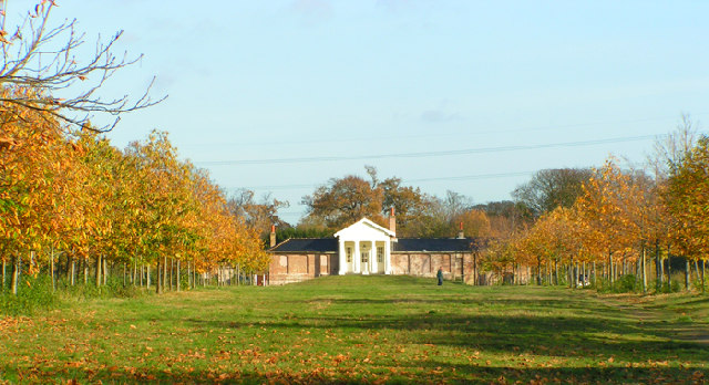 The Temple Wanstead Park - geograph.org.uk - 43834