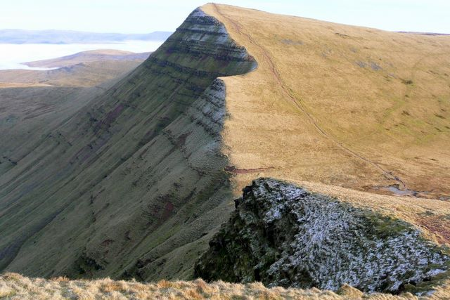 The ghost of Cribyn - geograph.org.uk - 1108000