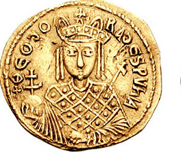 Theodora (wife of Theophilos) Byzantine empress