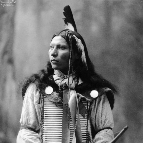 Thomas White Face Oglala Sioux