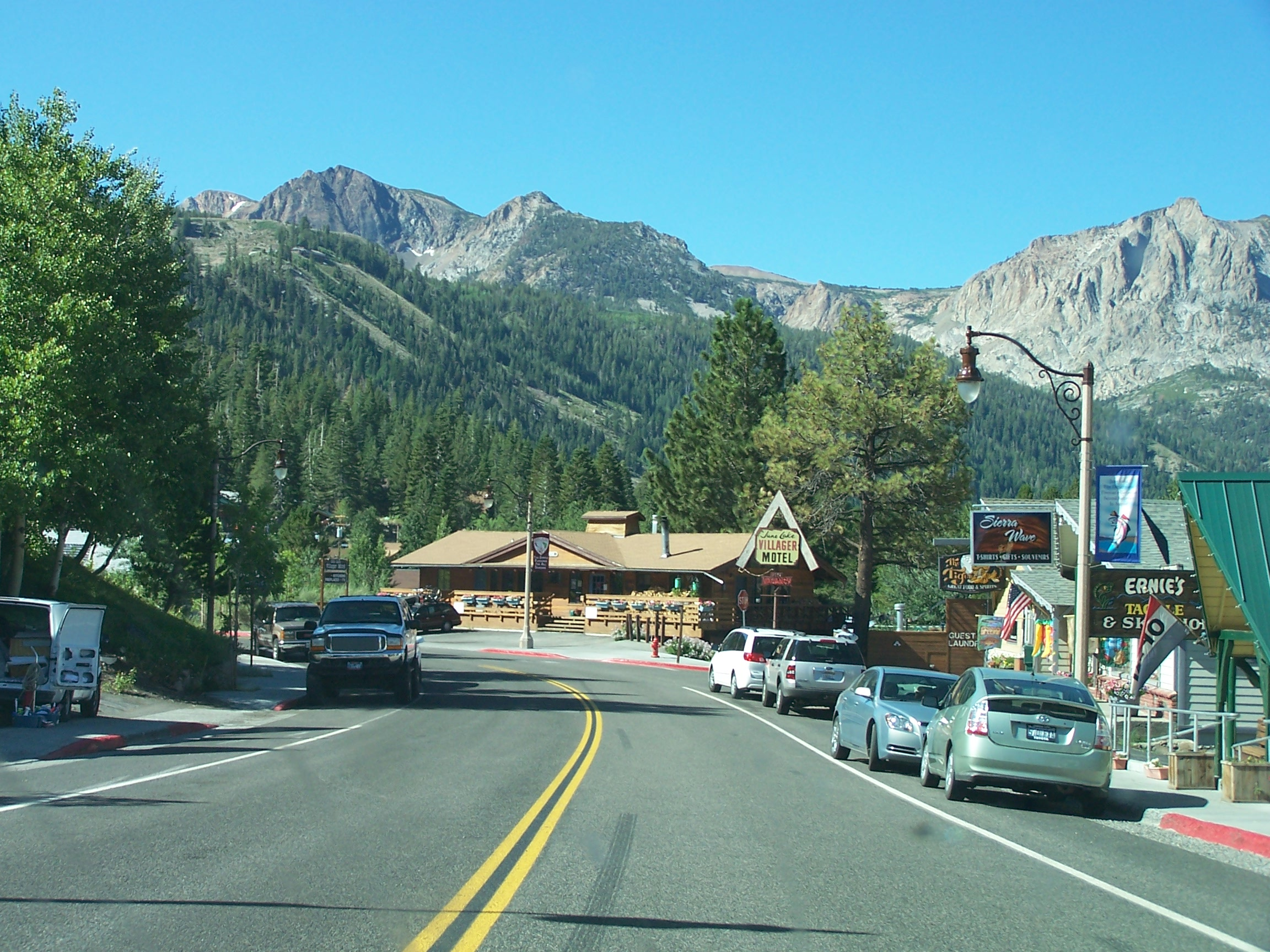 Mammoth Lakes Cabins Dog Friendly