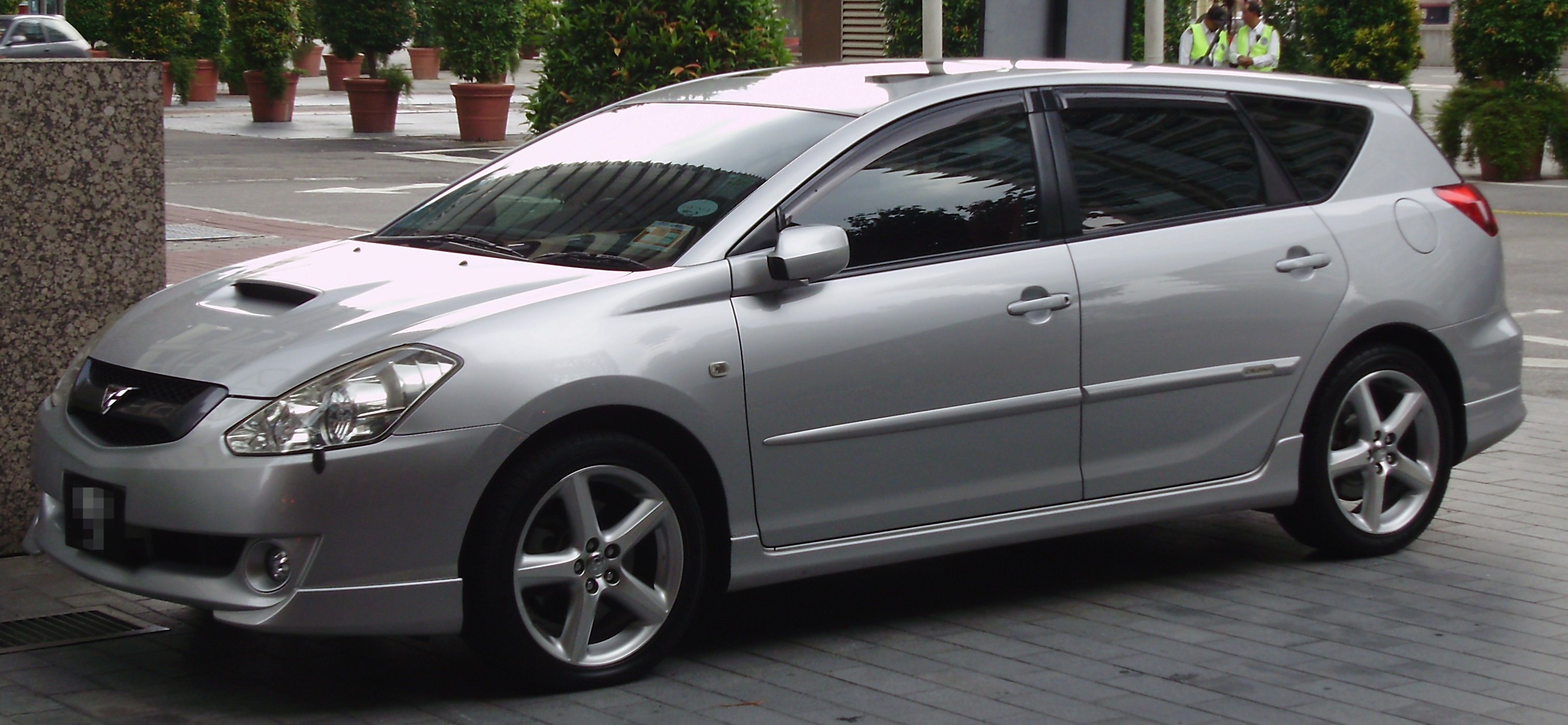 File Toyota Caldina Third Generation Front Kuala