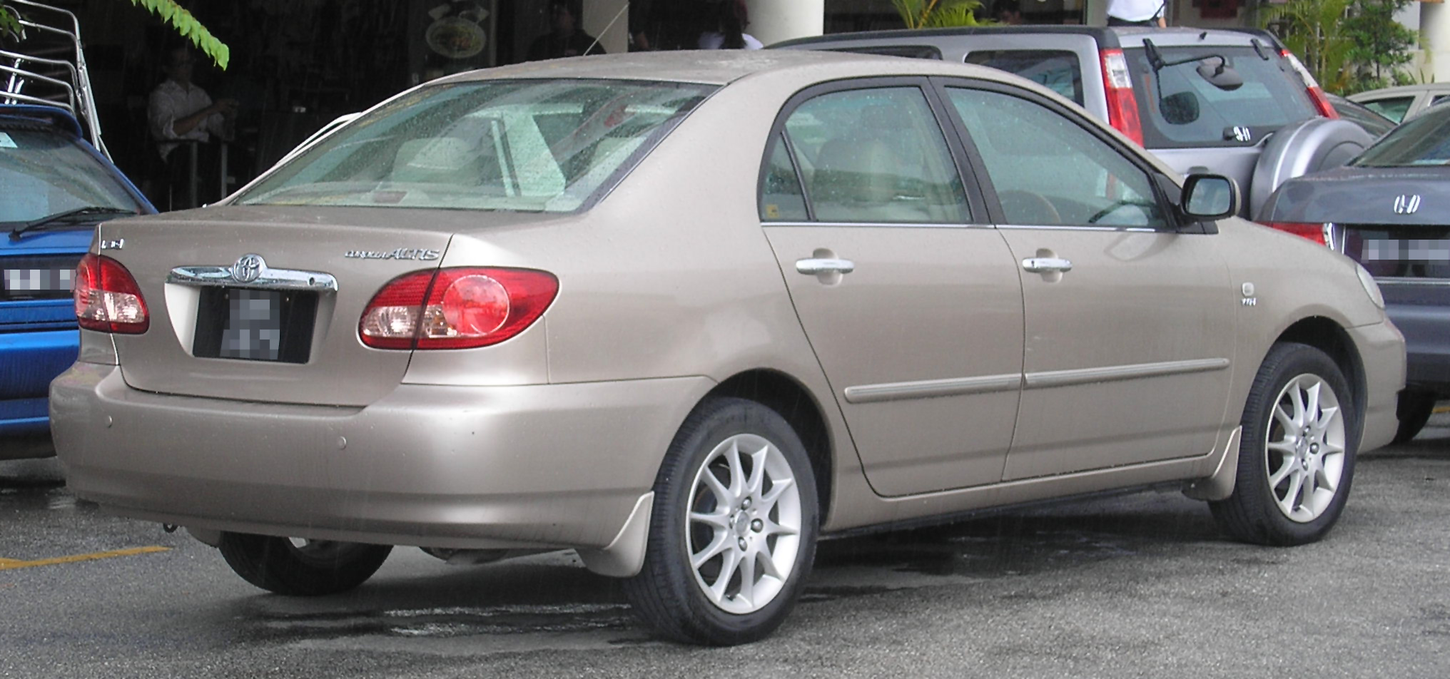 For sale 2007 toyota corolla altis contact mrathar mobile condition