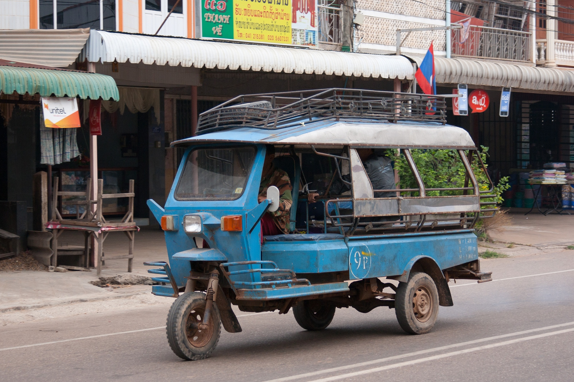 File Tuk Tuk In Savannakhet 01 Jpg Wikimedia Commons