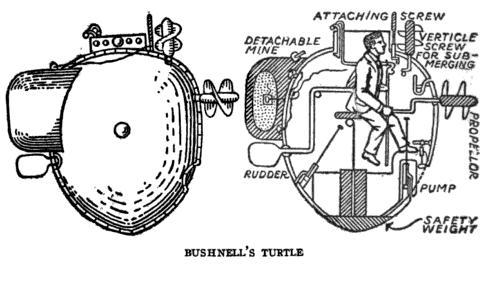 Turtle David Bushnell ile ilgili görsel sonucu