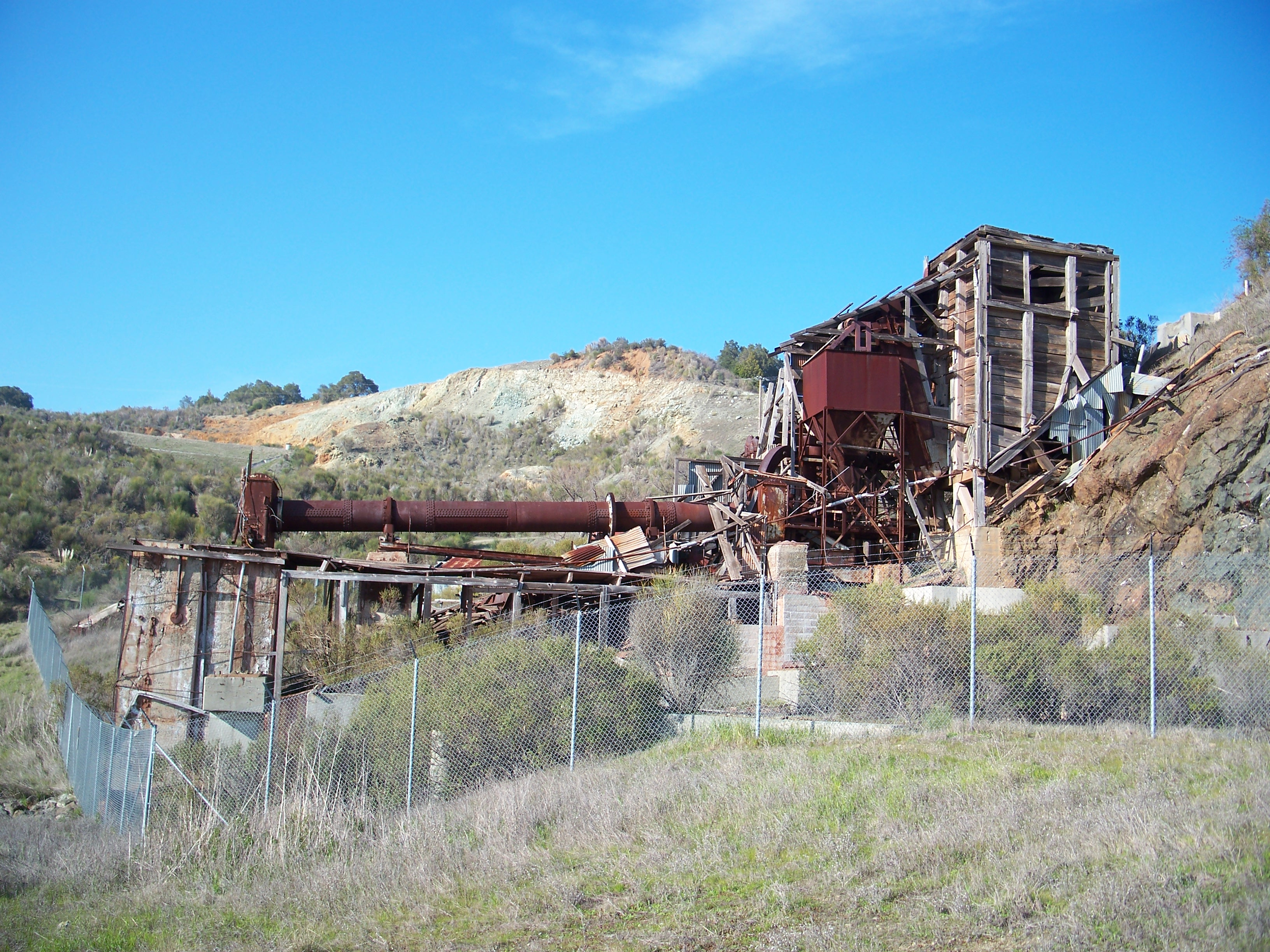 File:USA-San Jose-Almaden Quicksilver Park-Rotary Furnace-1 ...