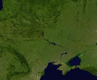 Ukraine satellite orthographic.jpg