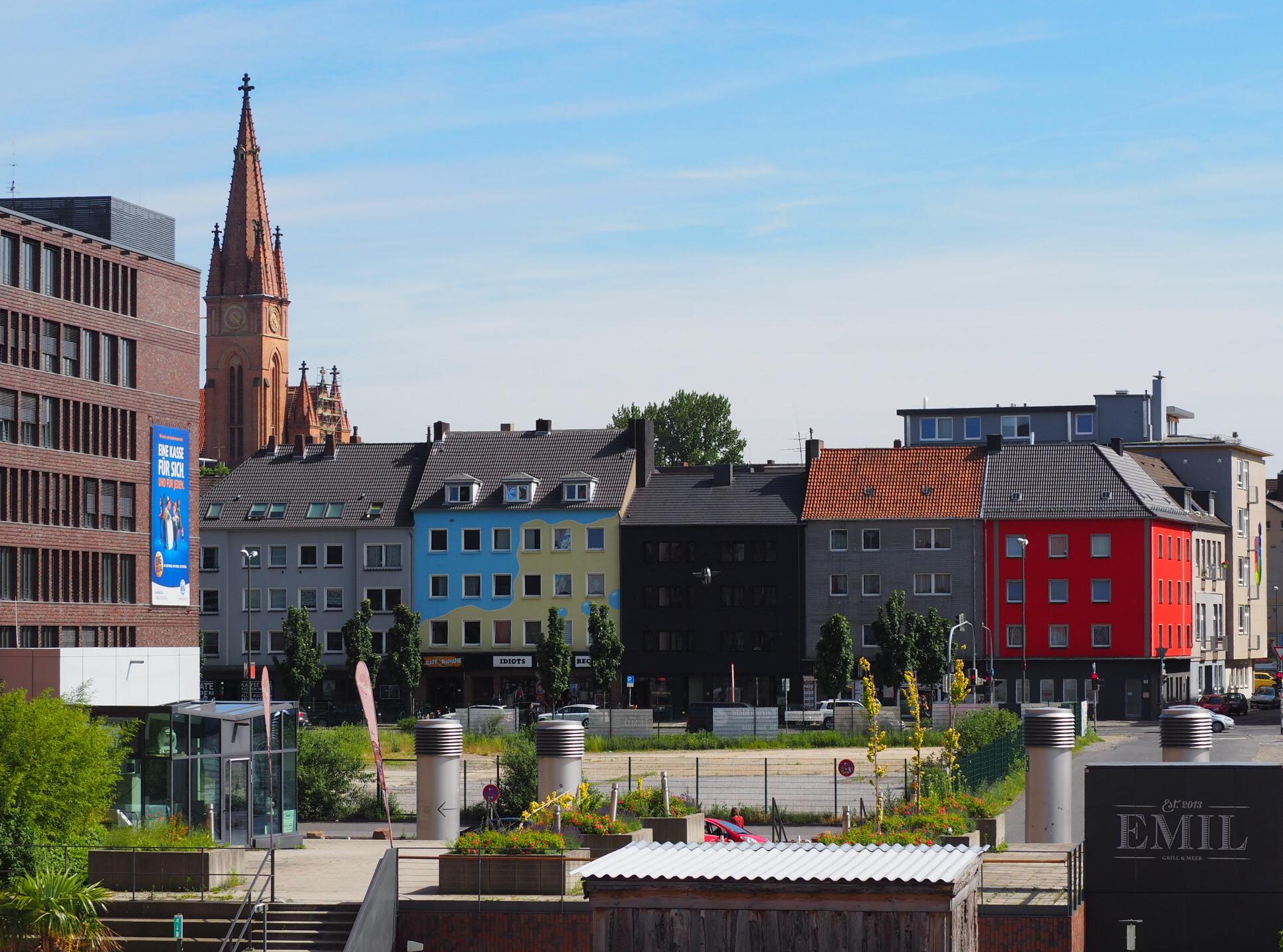 File:Unionviertel Dortmund - Rheinischestraße.jpg - Wikimedia Commons
