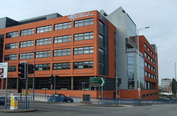 Wolverhampton University Buildings