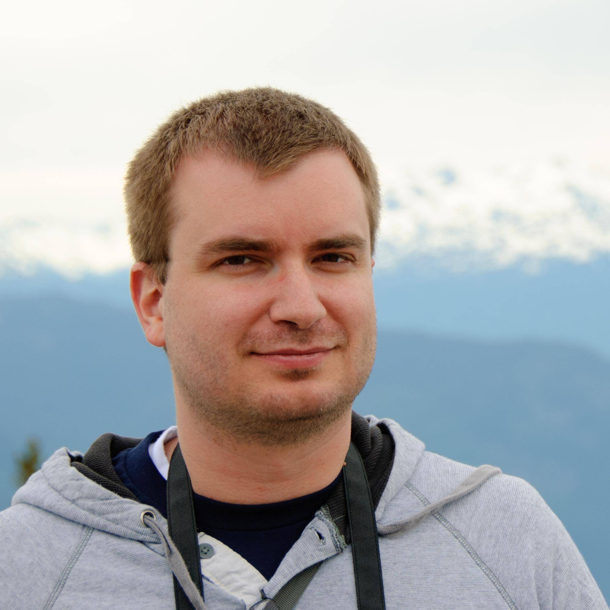Vukićević at the 2010 Mozilla Summit in Whistler, British Columbia, Canada