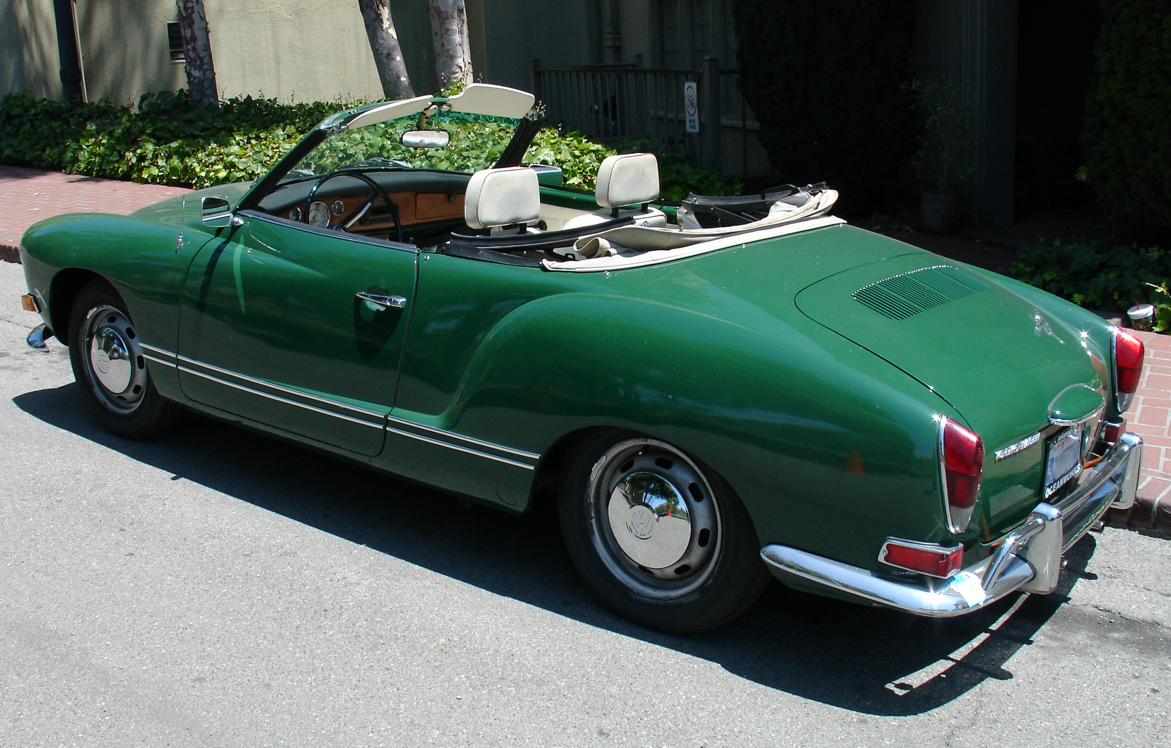 Vroom! on Pinterest | Volkswagen Karmann Ghia, Volkswagen ...