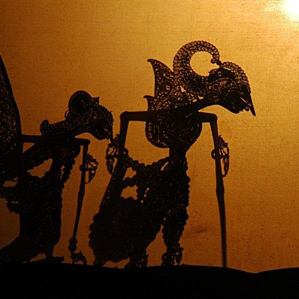 Wayang Kulit - Shadow Puppets
