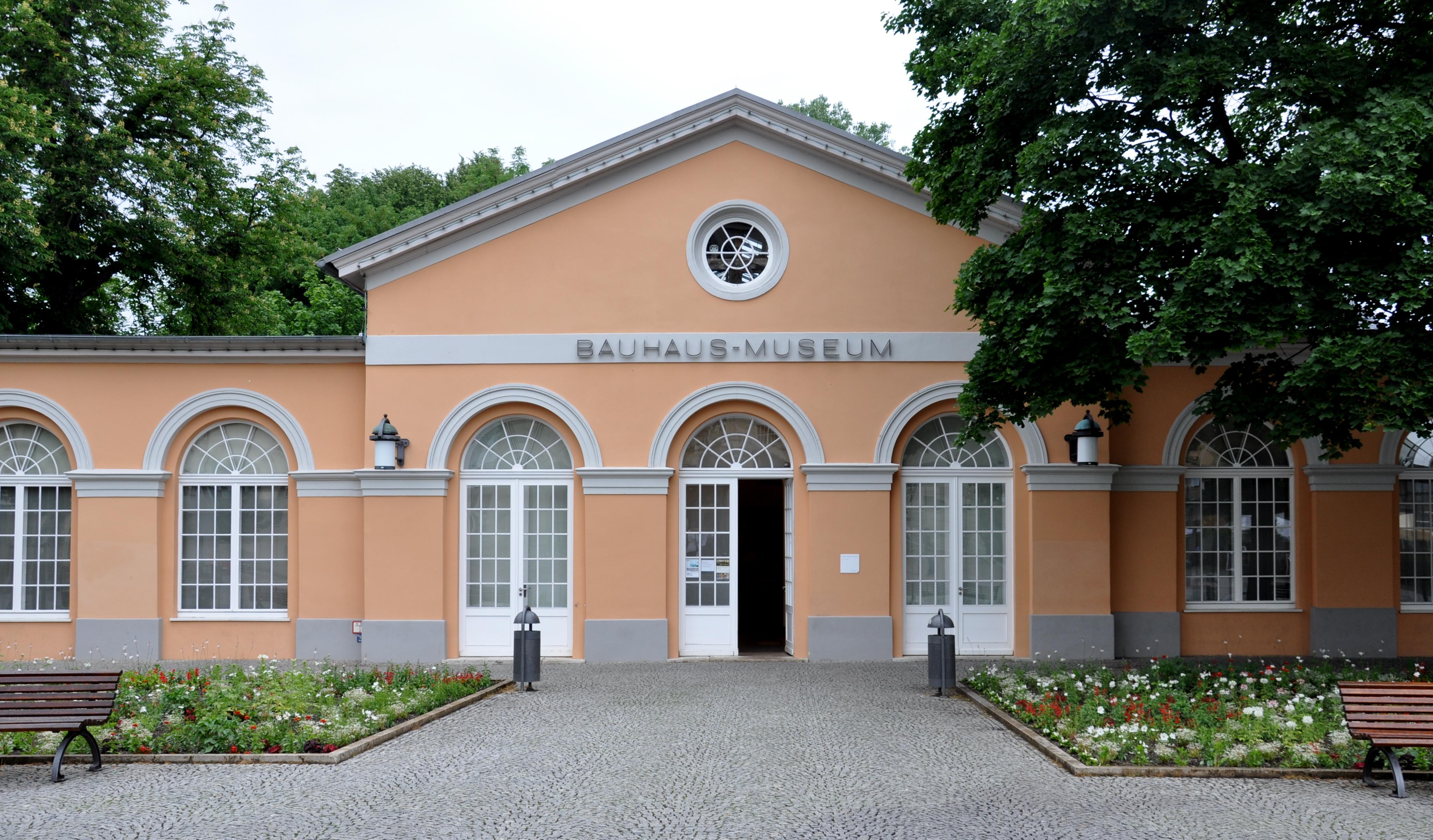 Eröffnung Bauhaus Museum Weimar