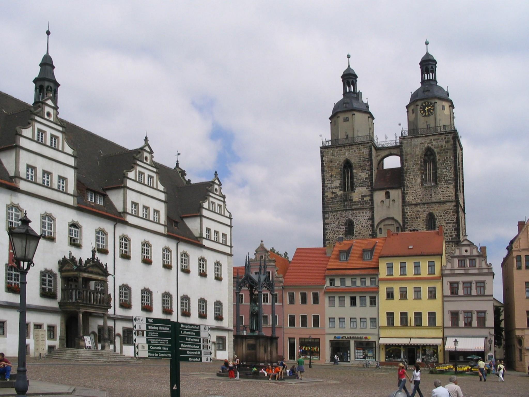 Catedrala din Wittenberg