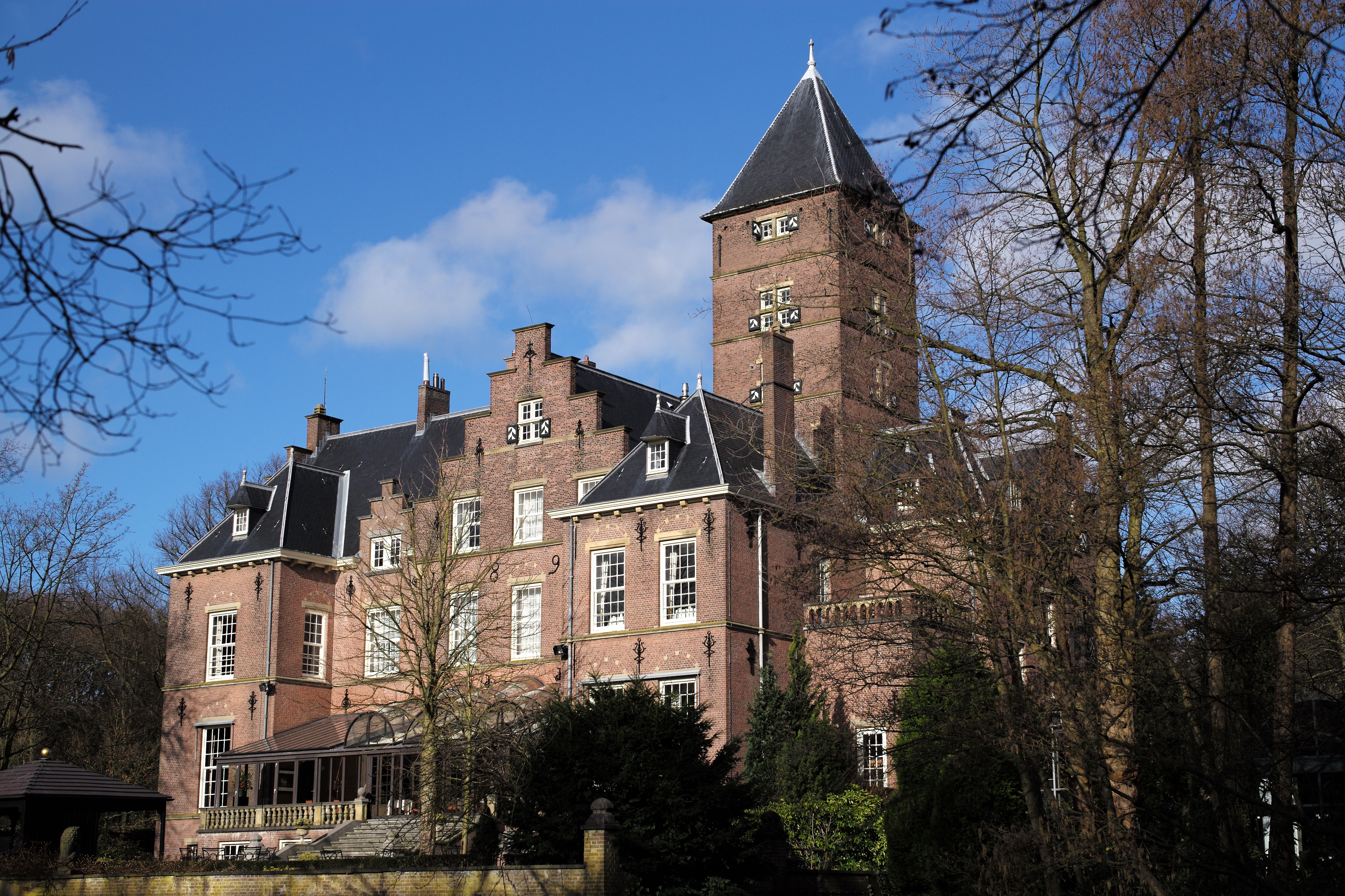 HOTEL KASTEEL DE WITTENBURG WASSENAAR 3* (Nederland) vanaf