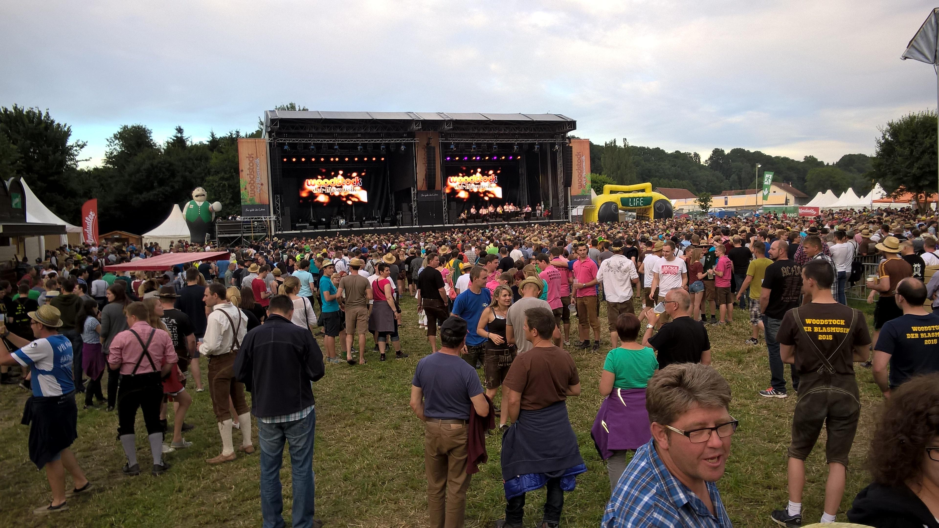 Woodstock Der Blasmusik Wikipedia
