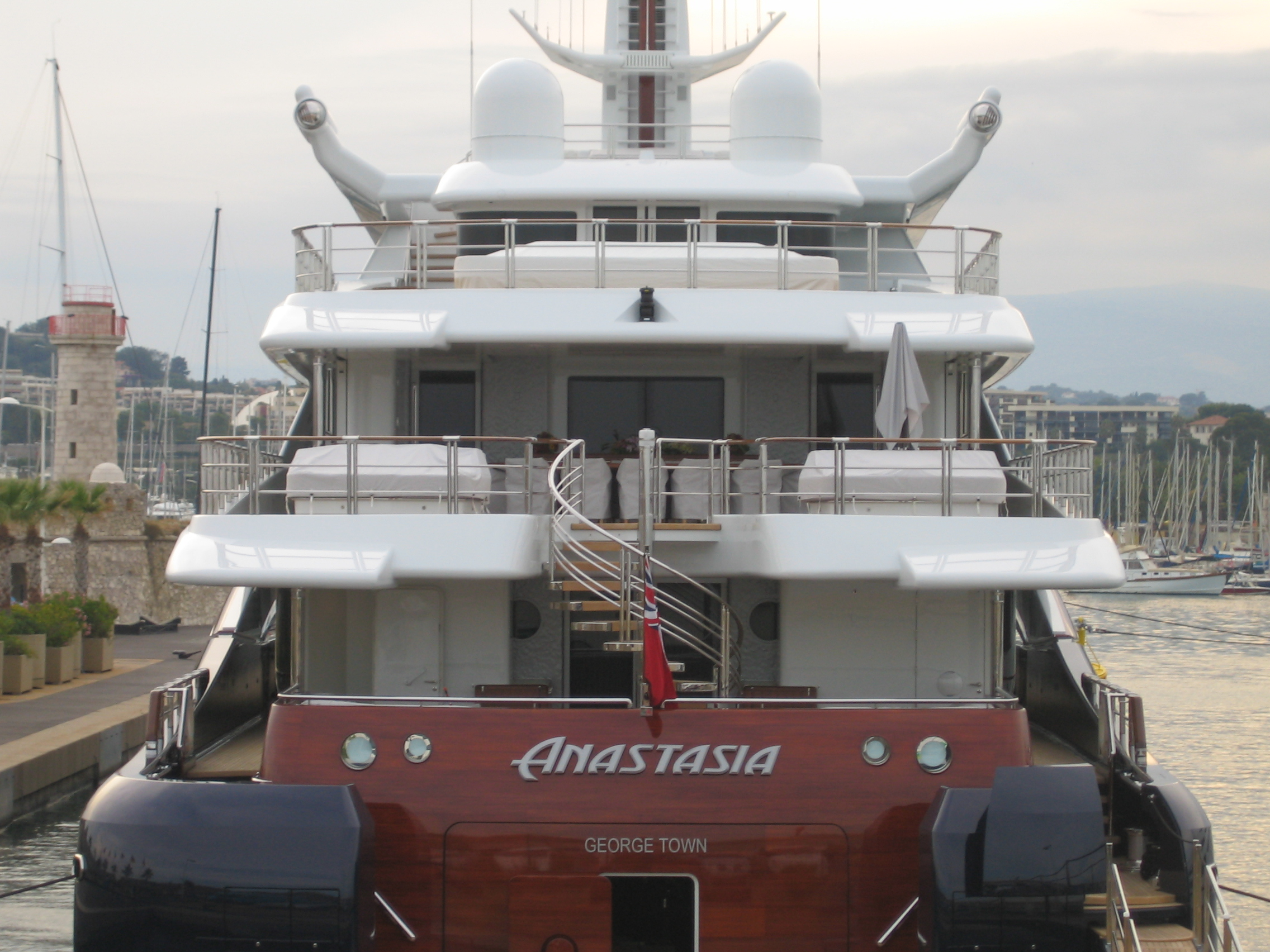 Anastasia Yacht Wikipedia