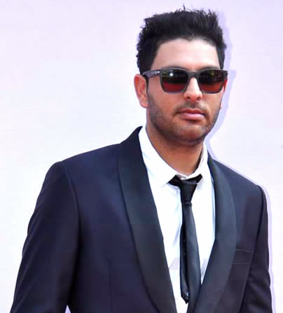 The 38-year old son of father (?) and mother(?) Yuvraj Singh in 2020 photo. Yuvraj Singh earned a million dollar salary - leaving the net worth at 35 million in 2020