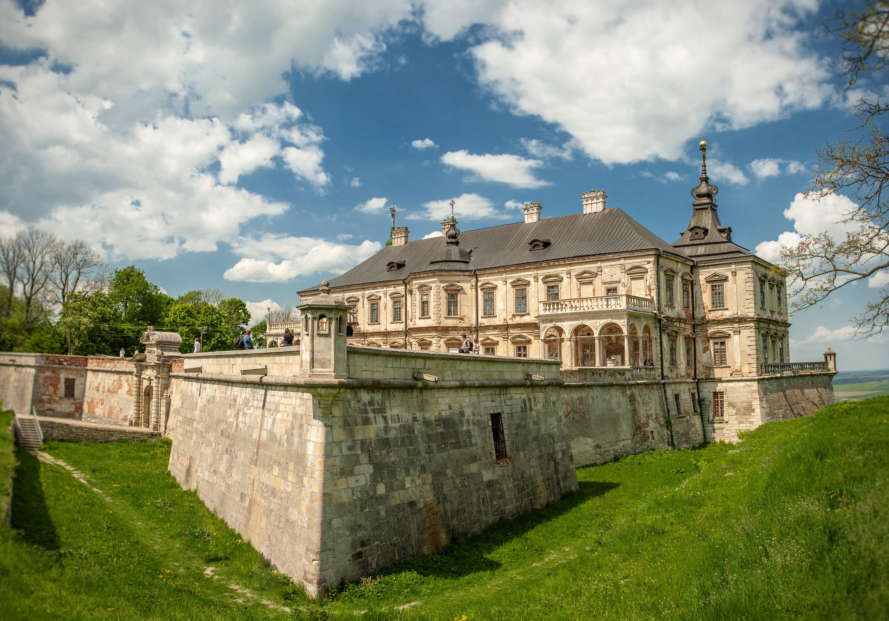 Результат пошуку зображень за запитом пыдгорецький замок