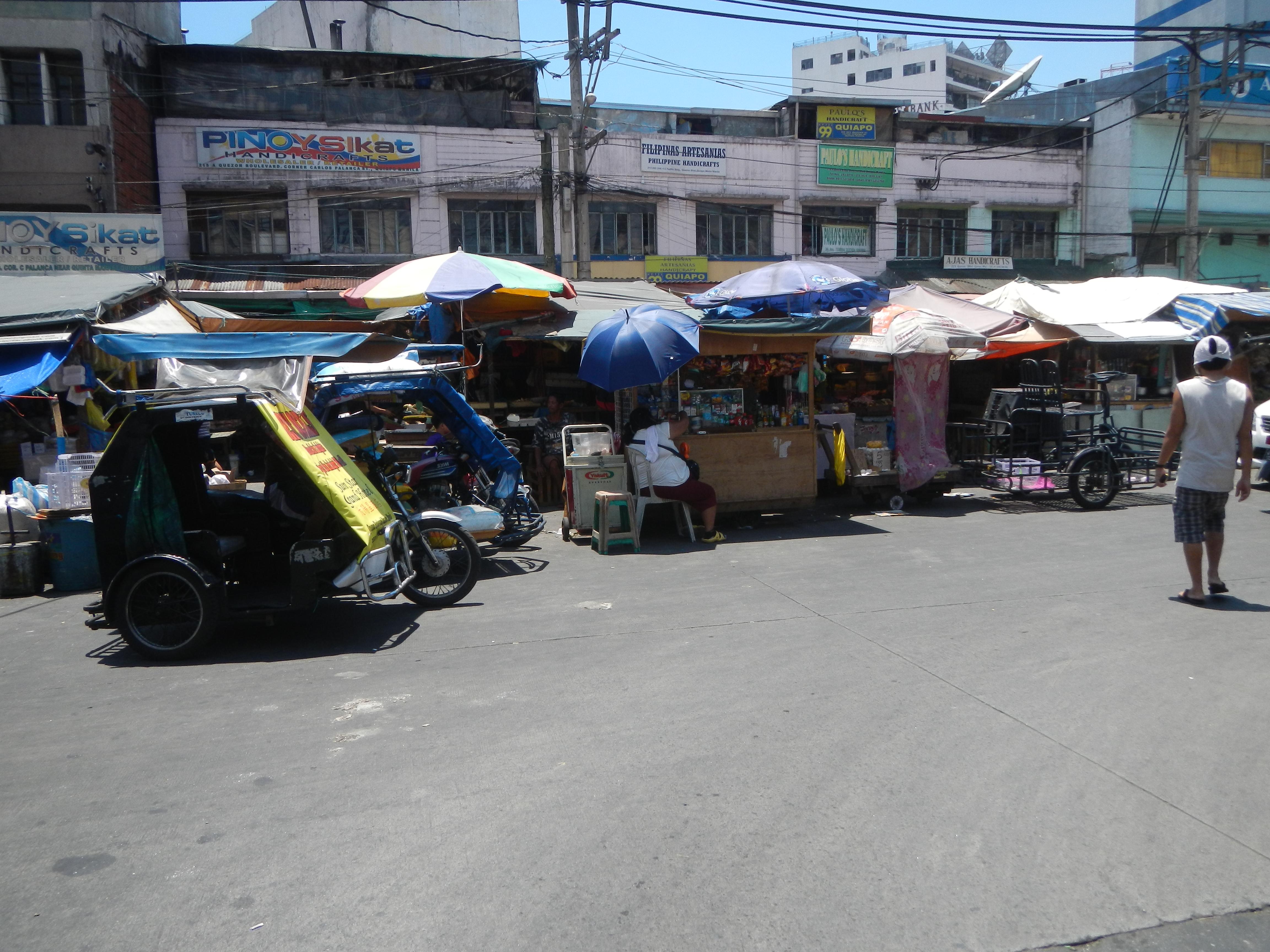 File 01053jfquezon Boulevard Bridge Barangays Quiapo Manilafvf 03
