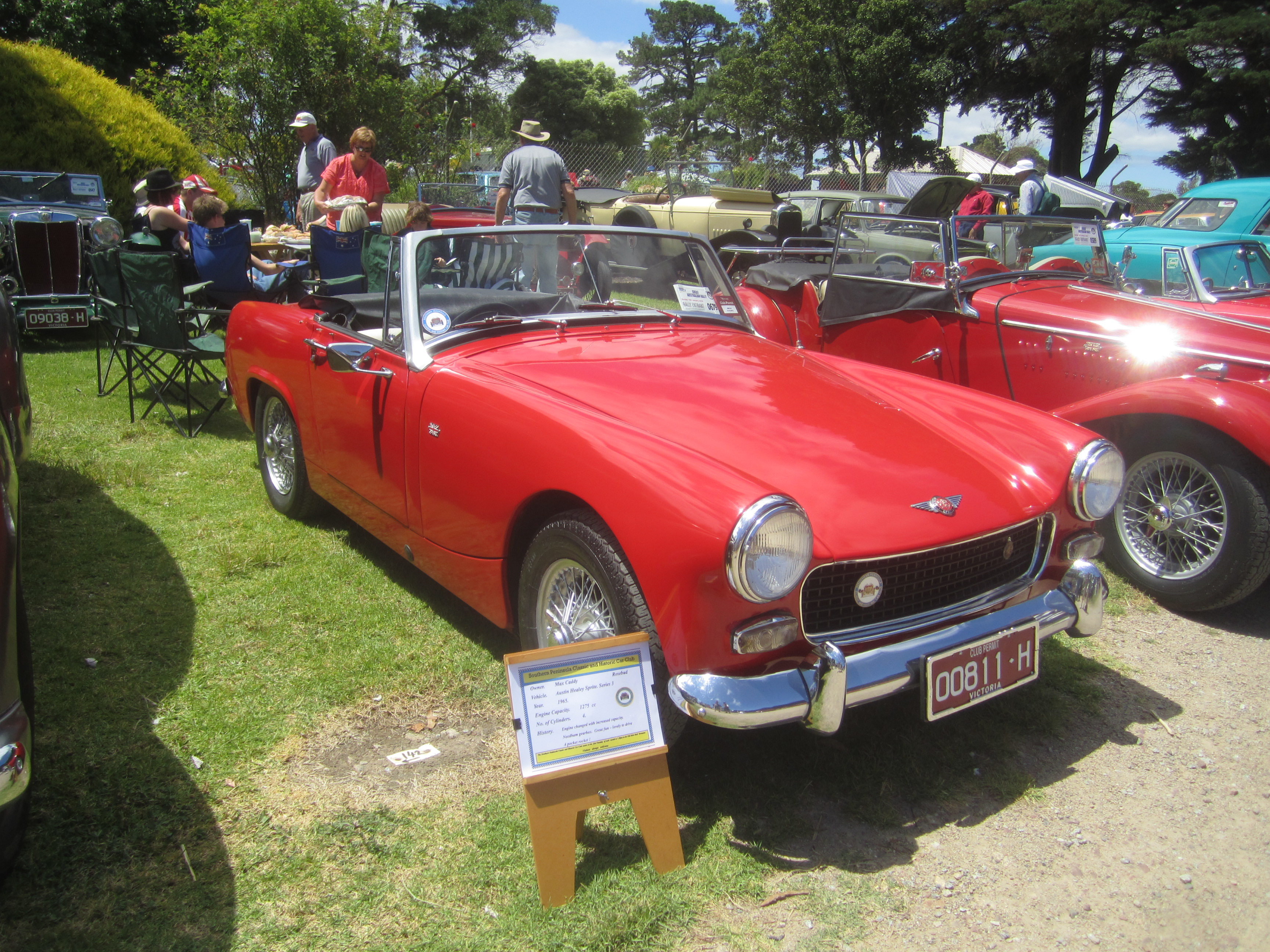 File 1965 Austin Healey Sprite Mkiii Jpg Wikimedia Commons