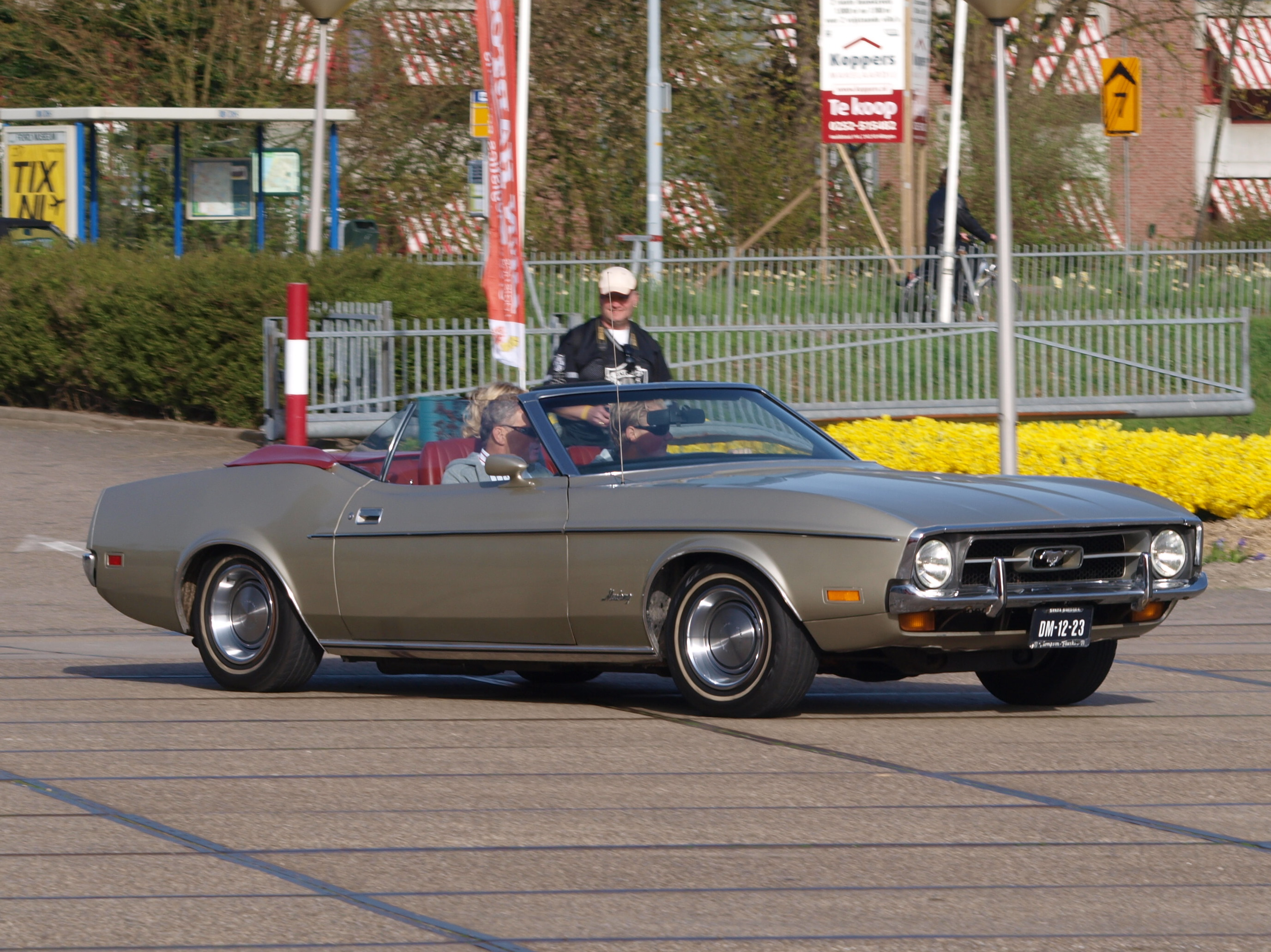 File 1971 Ford Mustang Convertible Pic3 Jpg Wikimedia Commons