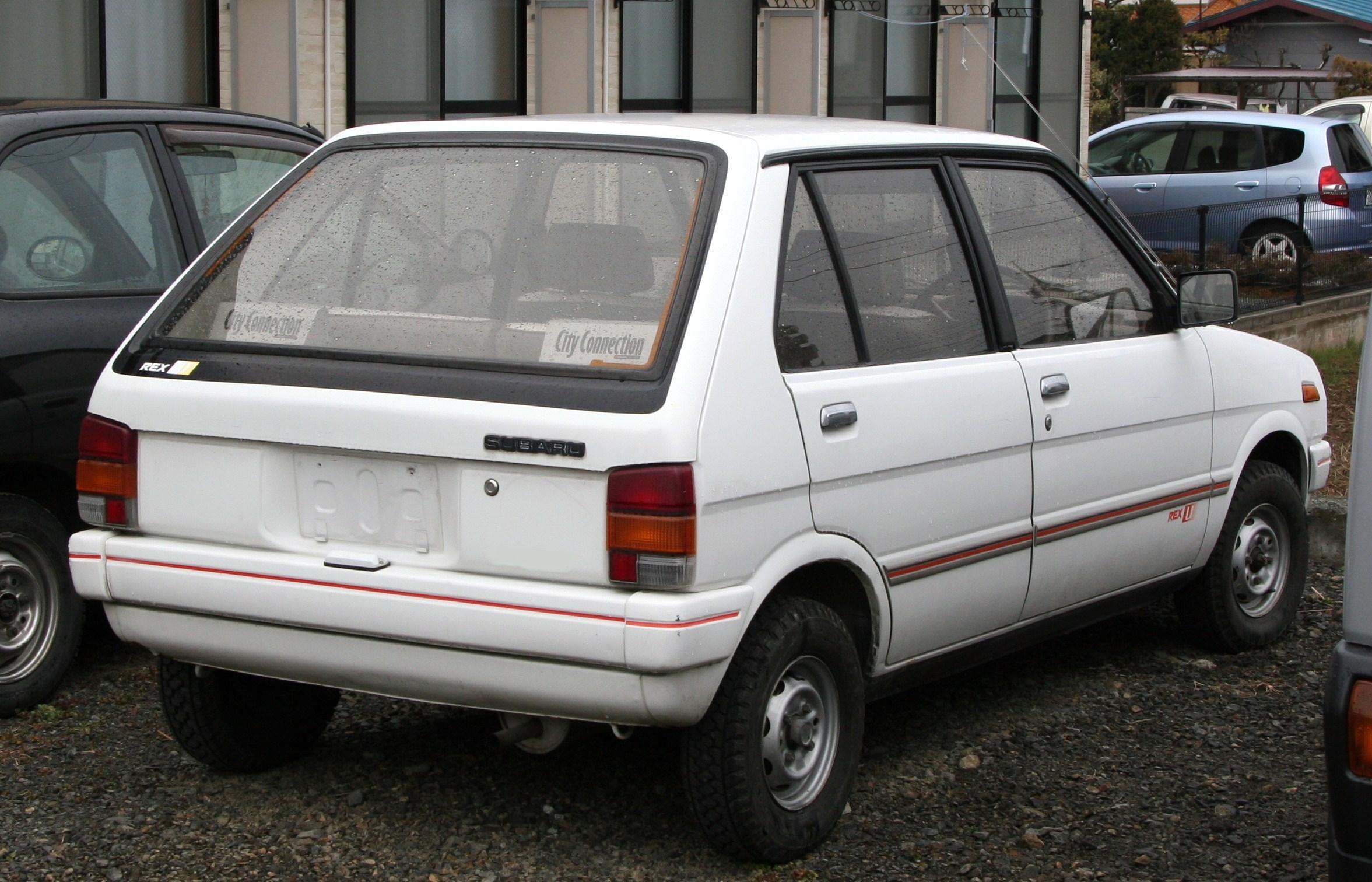 Piece REX : pieces Subaru REX moins chères