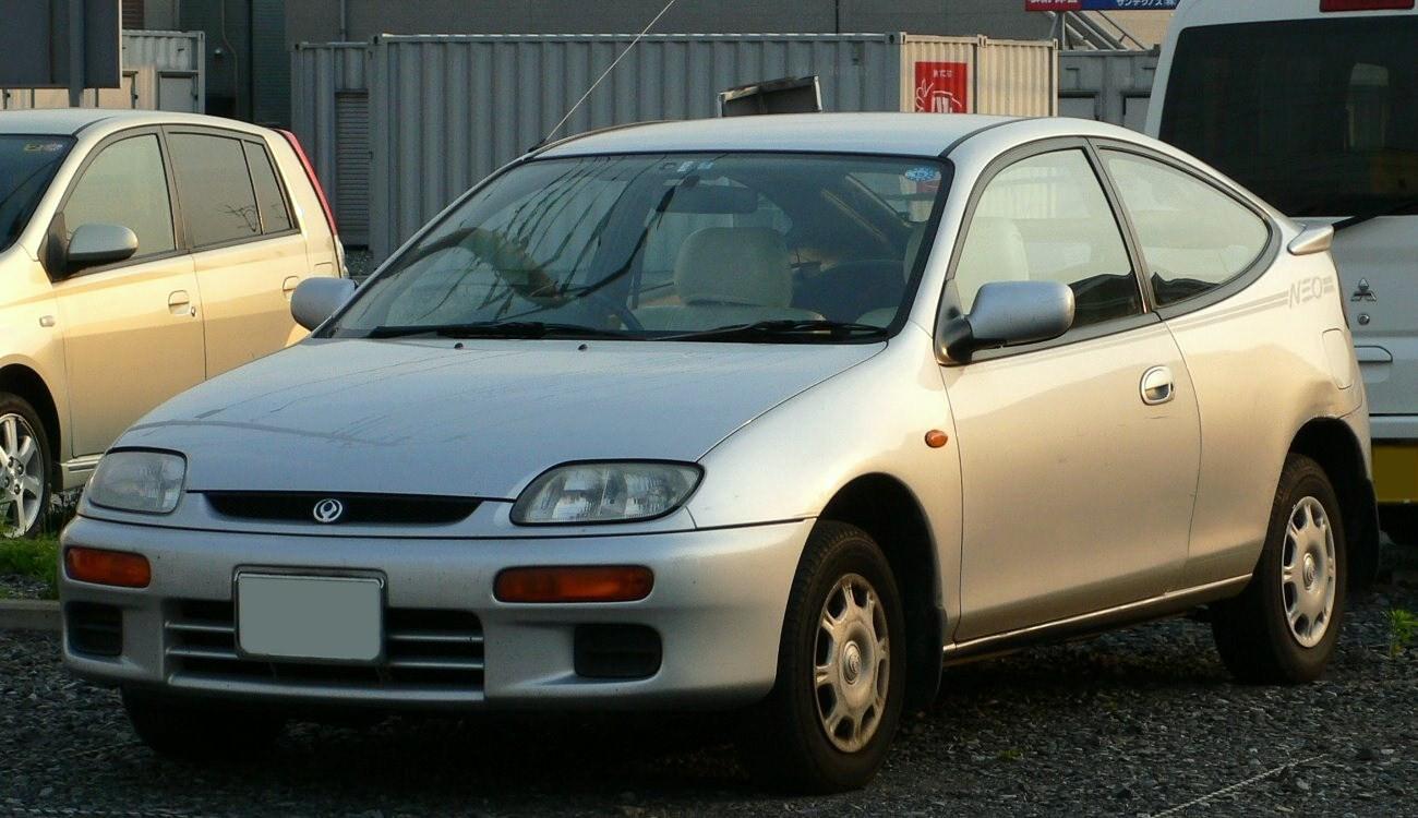 Mazda 323C