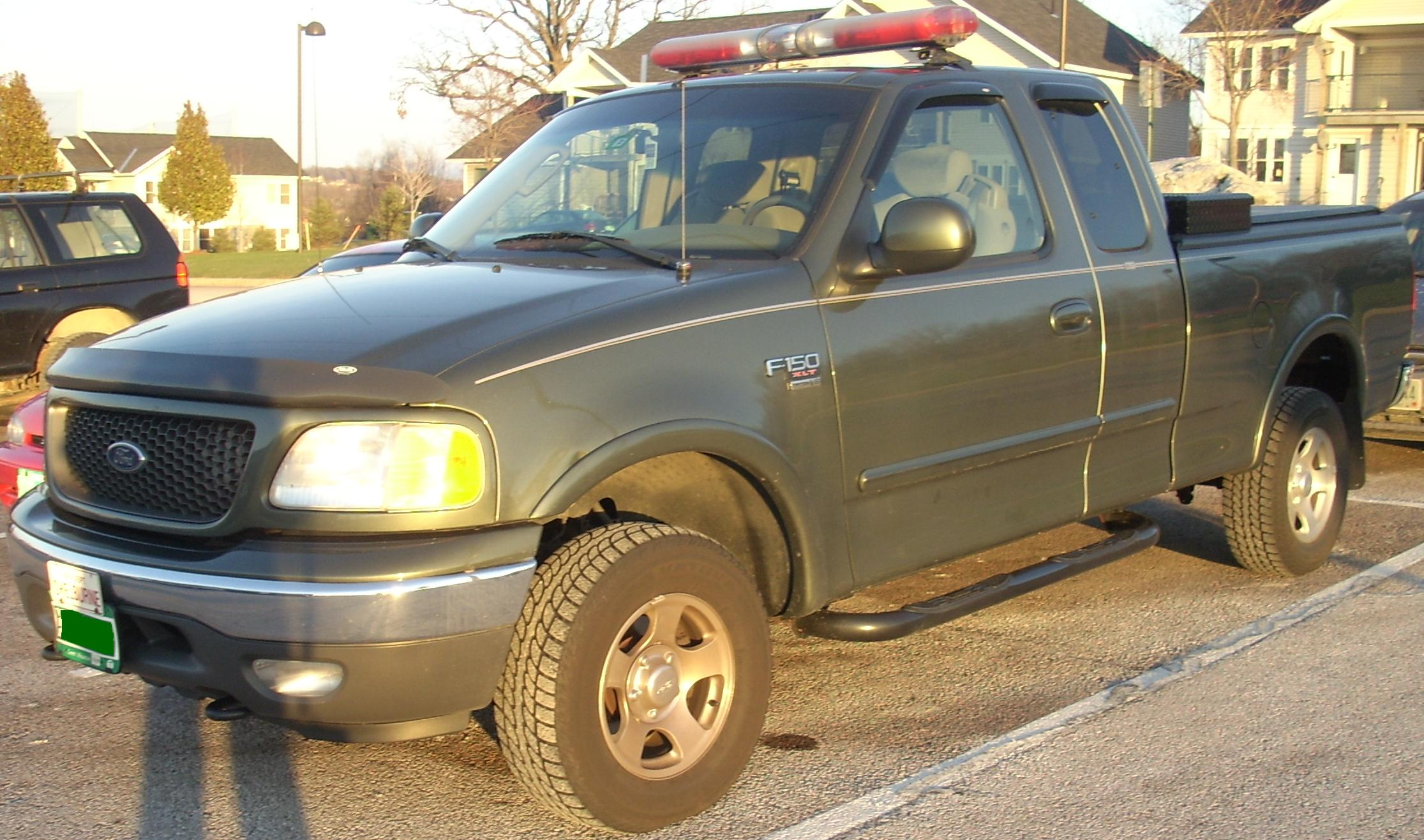 File 1999 2001 Ford F 150 Extended Cab Jpg Wikimedia Commons