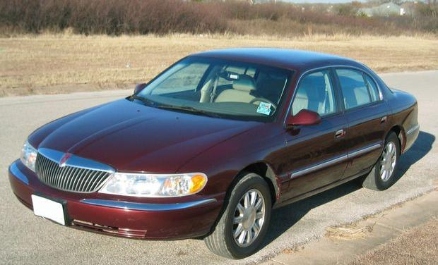 Lincoln Continental Can T Leave Dog In Car