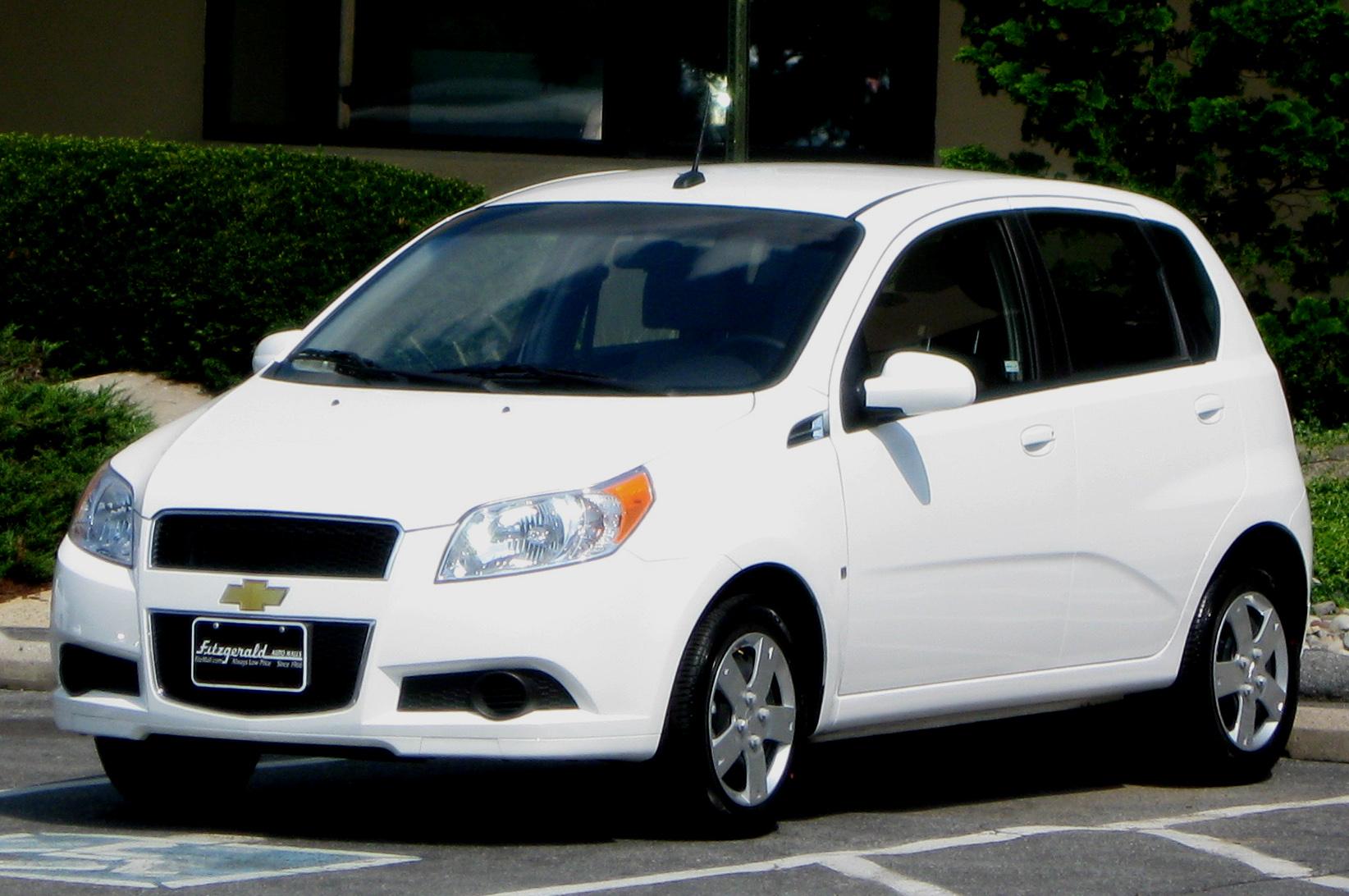 Chevrolet Aveo Wikip 233 Dia