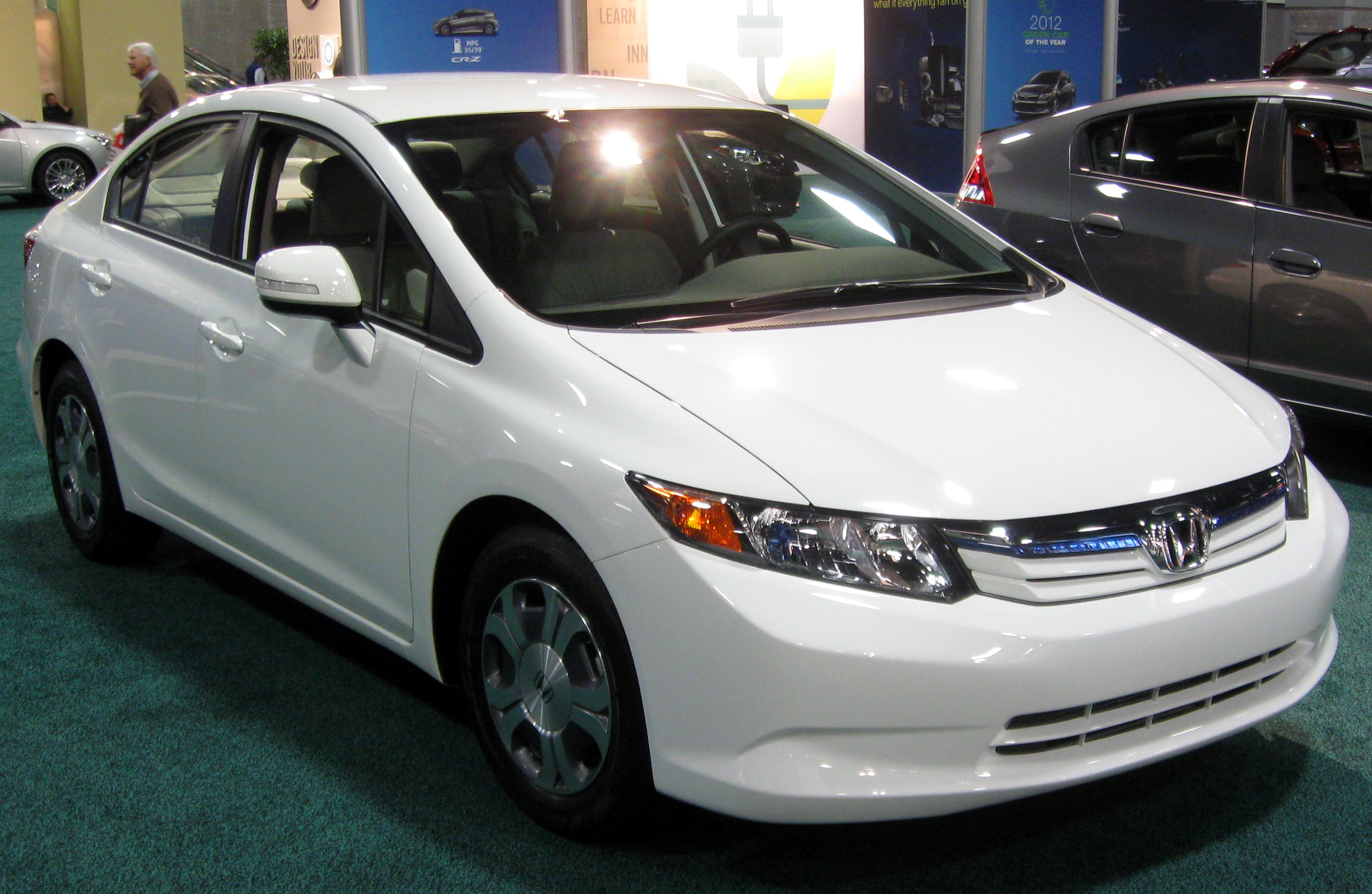 file 2012 honda civic hybrid 2012 dc jpg wikimedia. Black Bedroom Furniture Sets. Home Design Ideas
