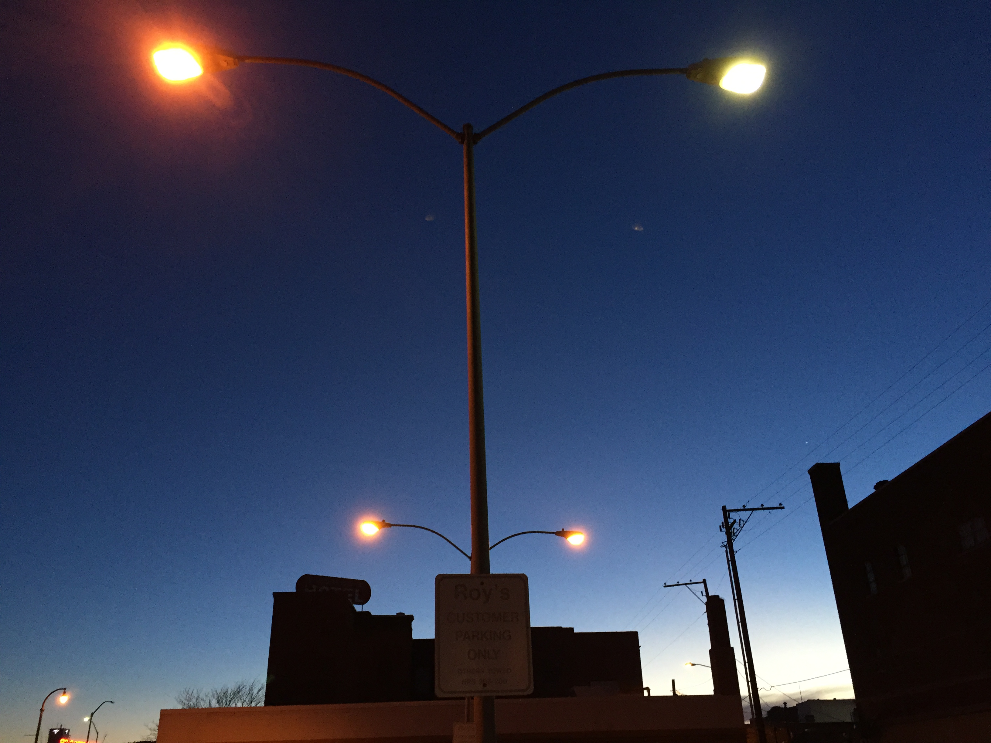 Delightful File:2015 02 13 17 39 16 Street Light Post With Both Sodium Nice Look
