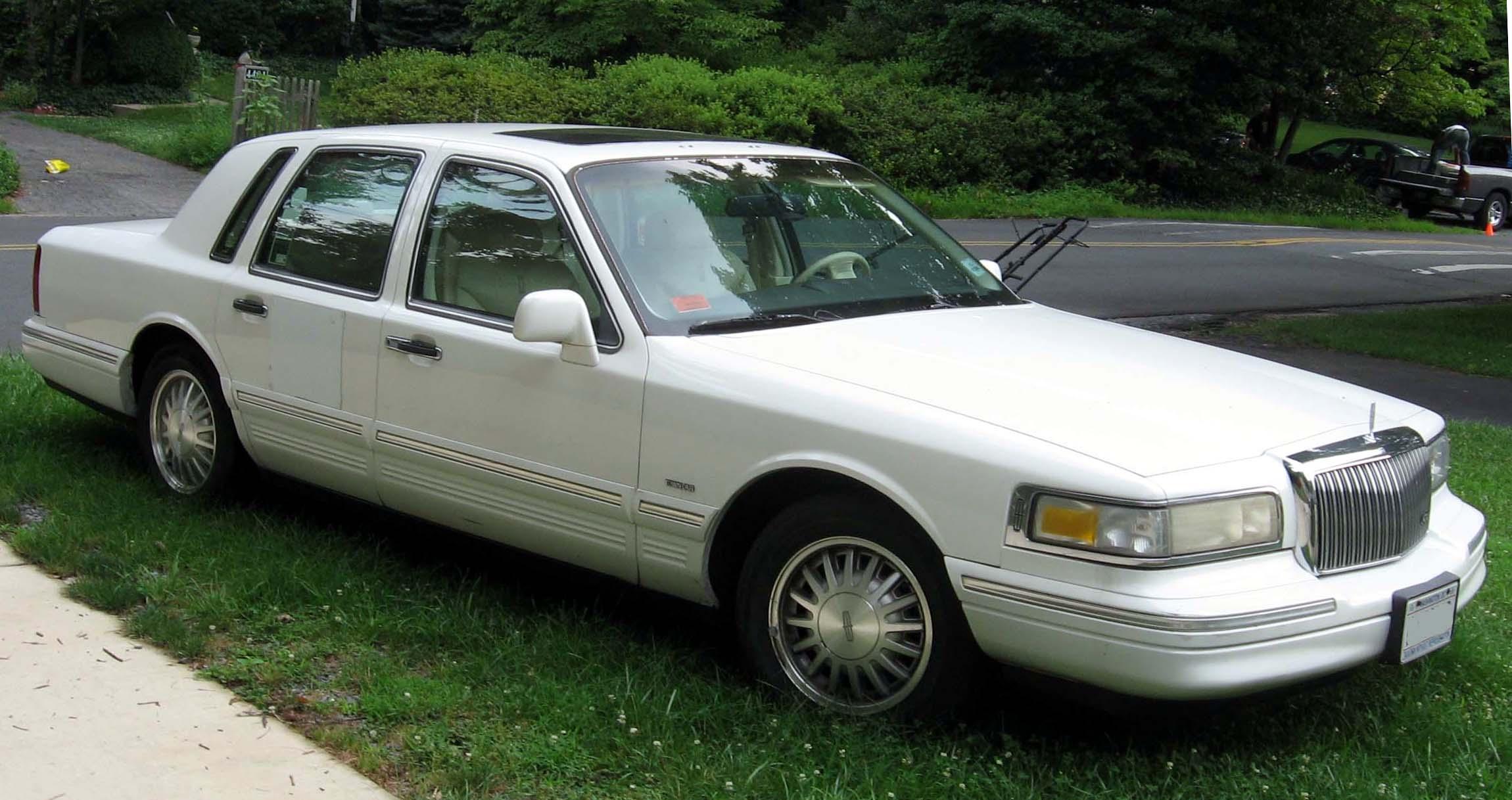 1997 lincoln town car. Black Bedroom Furniture Sets. Home Design Ideas