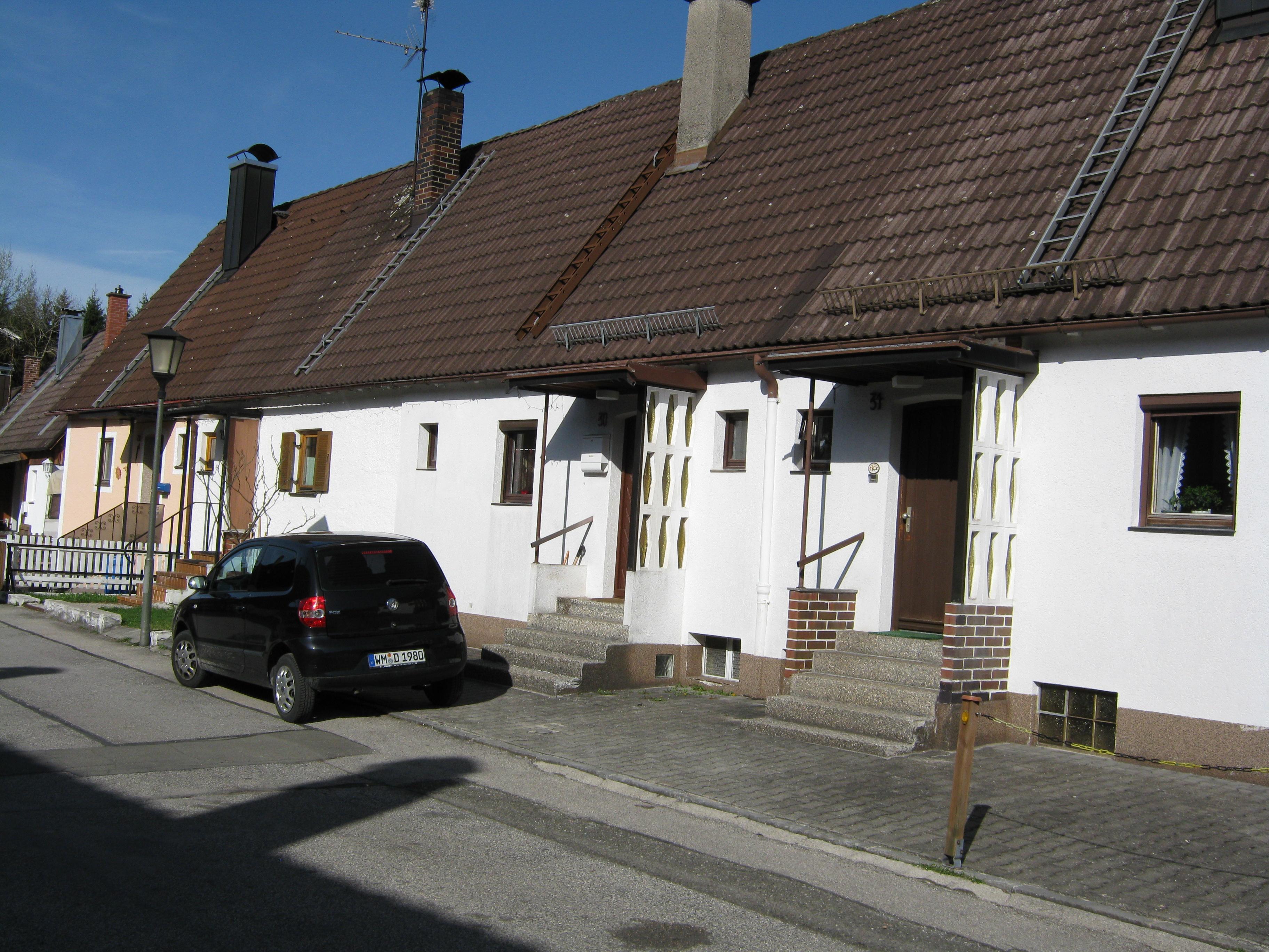 Datei9heimstätten Siedlung Penzberg 2 Erbaut 1938 1940