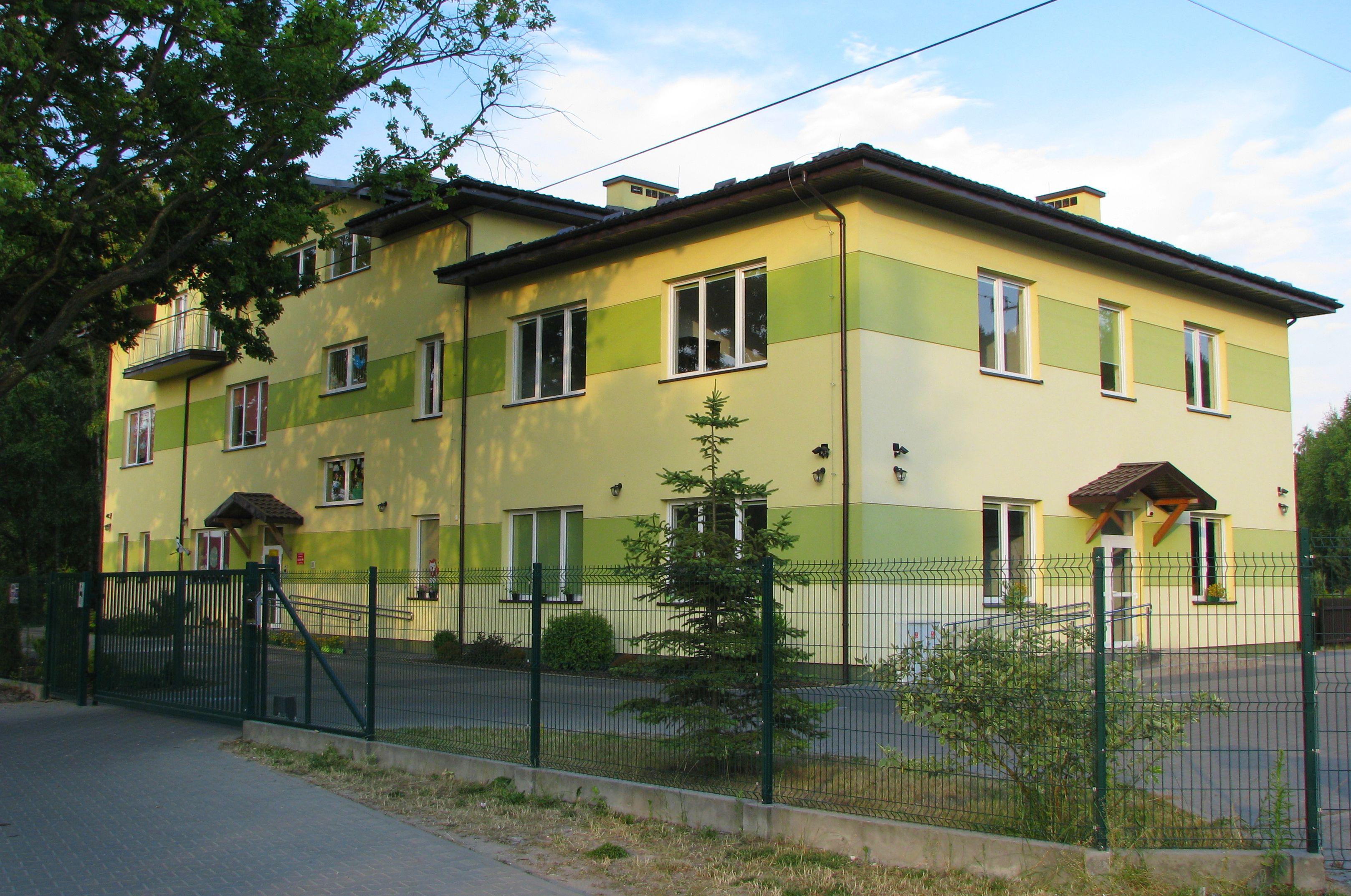 File Adamowizna Przedszkole Kajtek F 1 Jpg Wikimedia Commons
