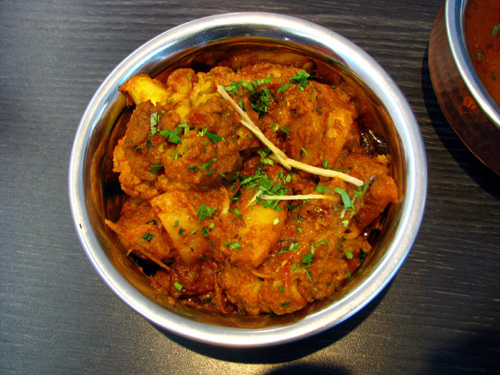 Aalu Gobhi