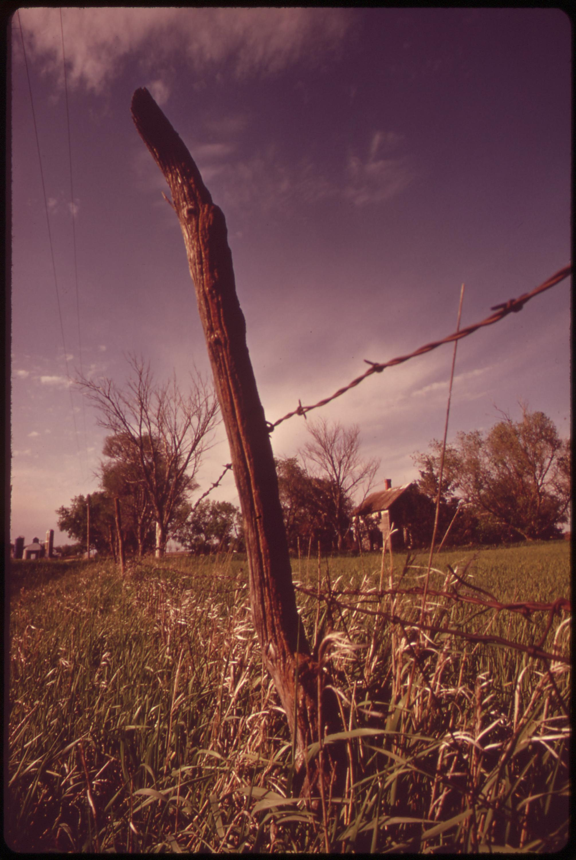 FileAbandoned Farm Five Miles South Of Rural Community Grafton May 1973