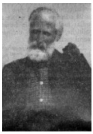 Adolfo Kind, ojciec Paola (1848–1907)