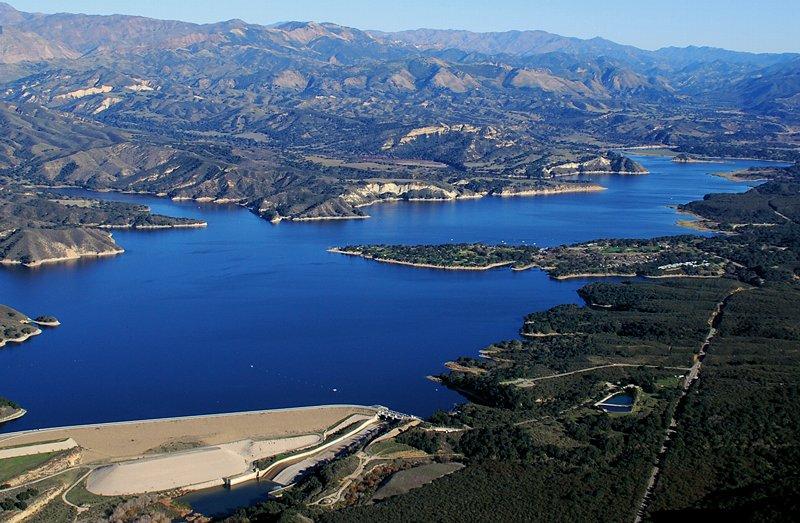 Cachuma lake recreation area travel guide at wikivoyage for Cachuma lake fishing