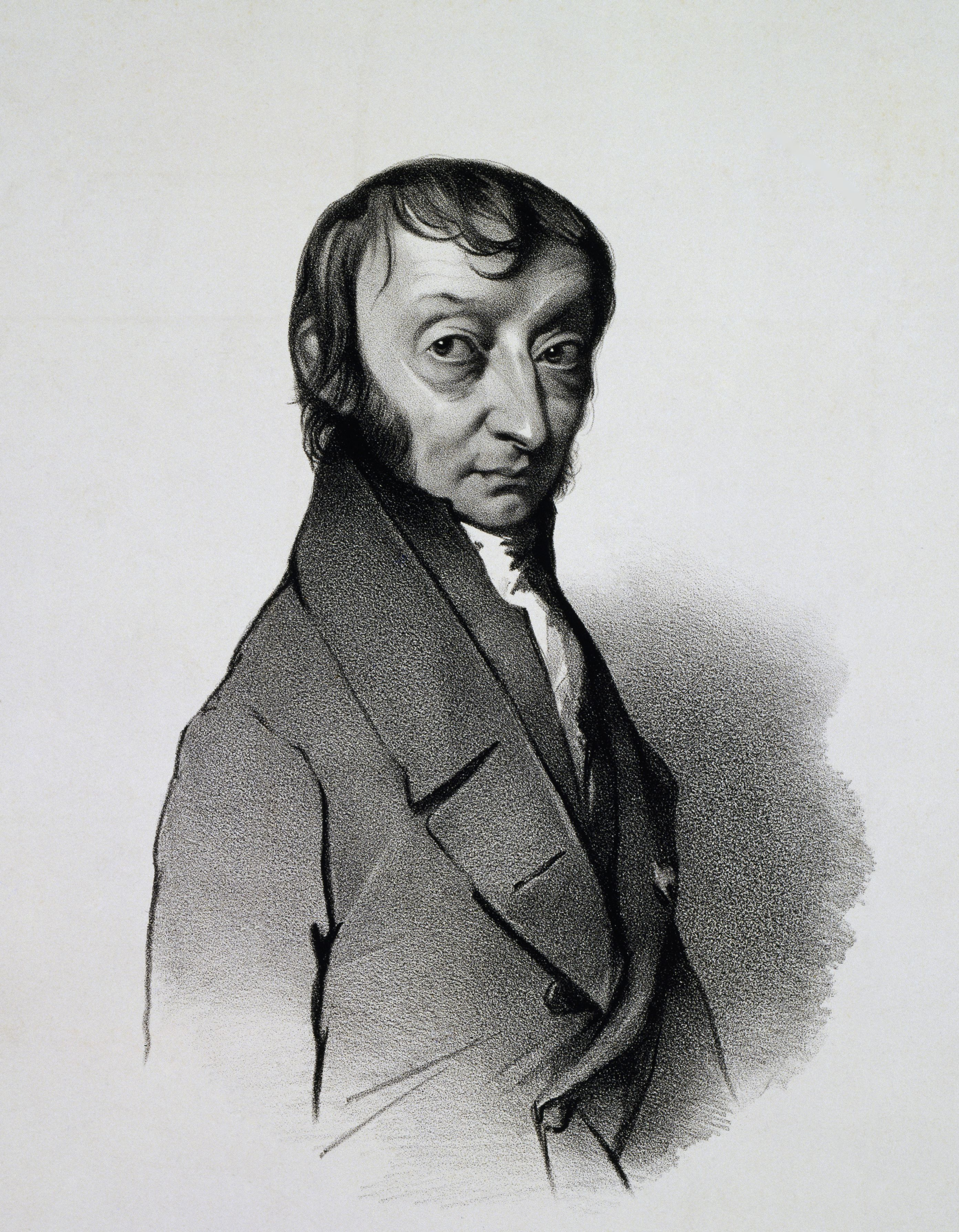 Portrait of Amedeo Avogadro
