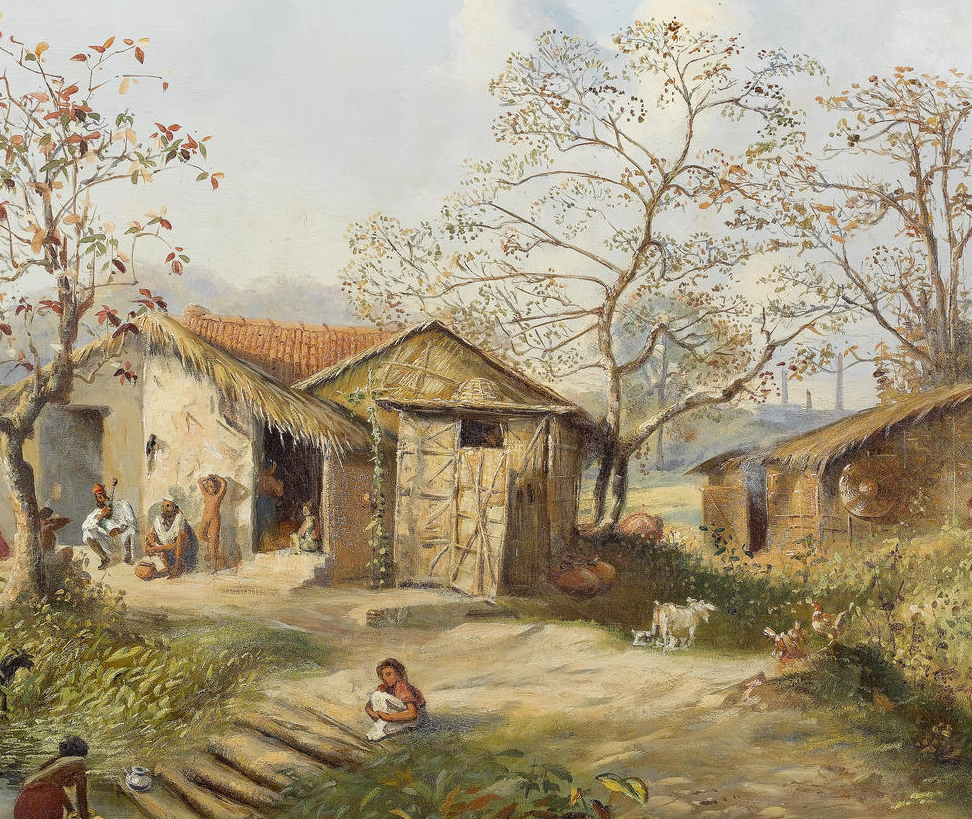 File:An Indian village.png - Wikimedia Commons