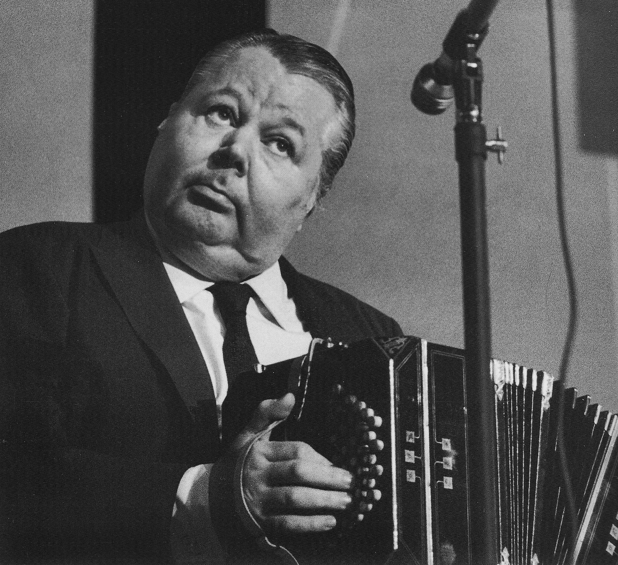 Aníbal Troilo en 1971.