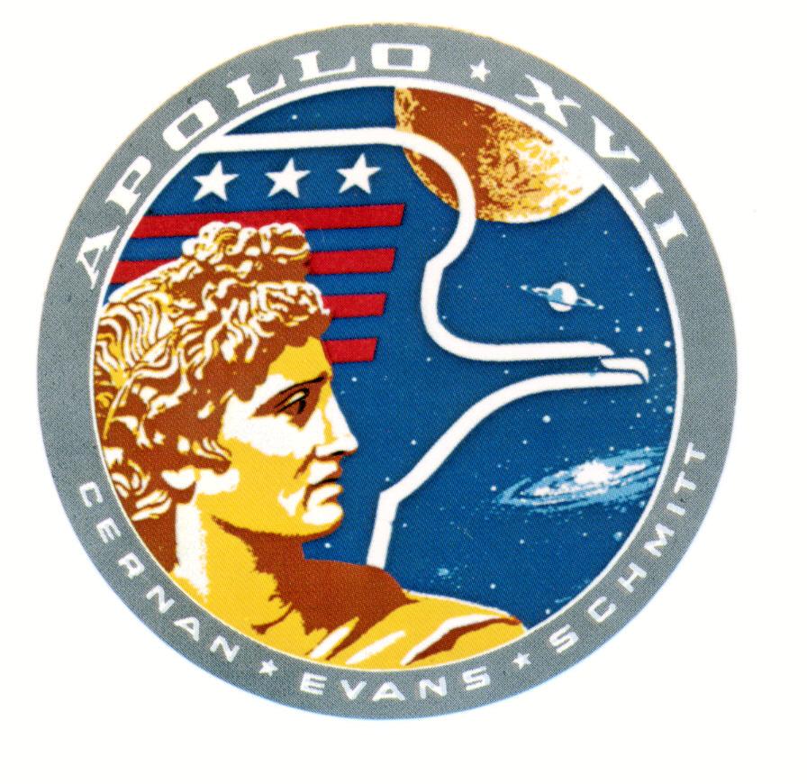 apollo 17 logo -#main